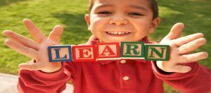 Niño-aprender