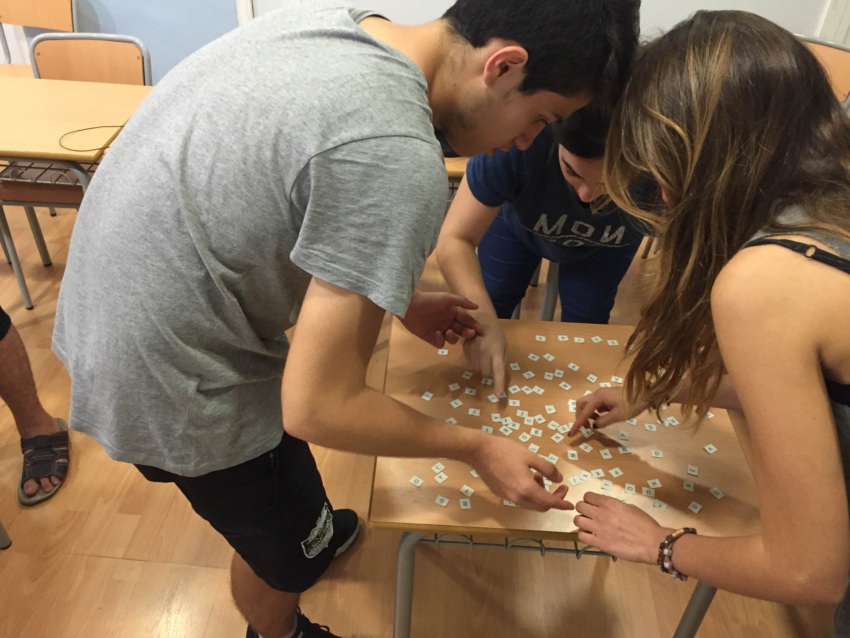 Resumen FCE septiembre centro Baleares