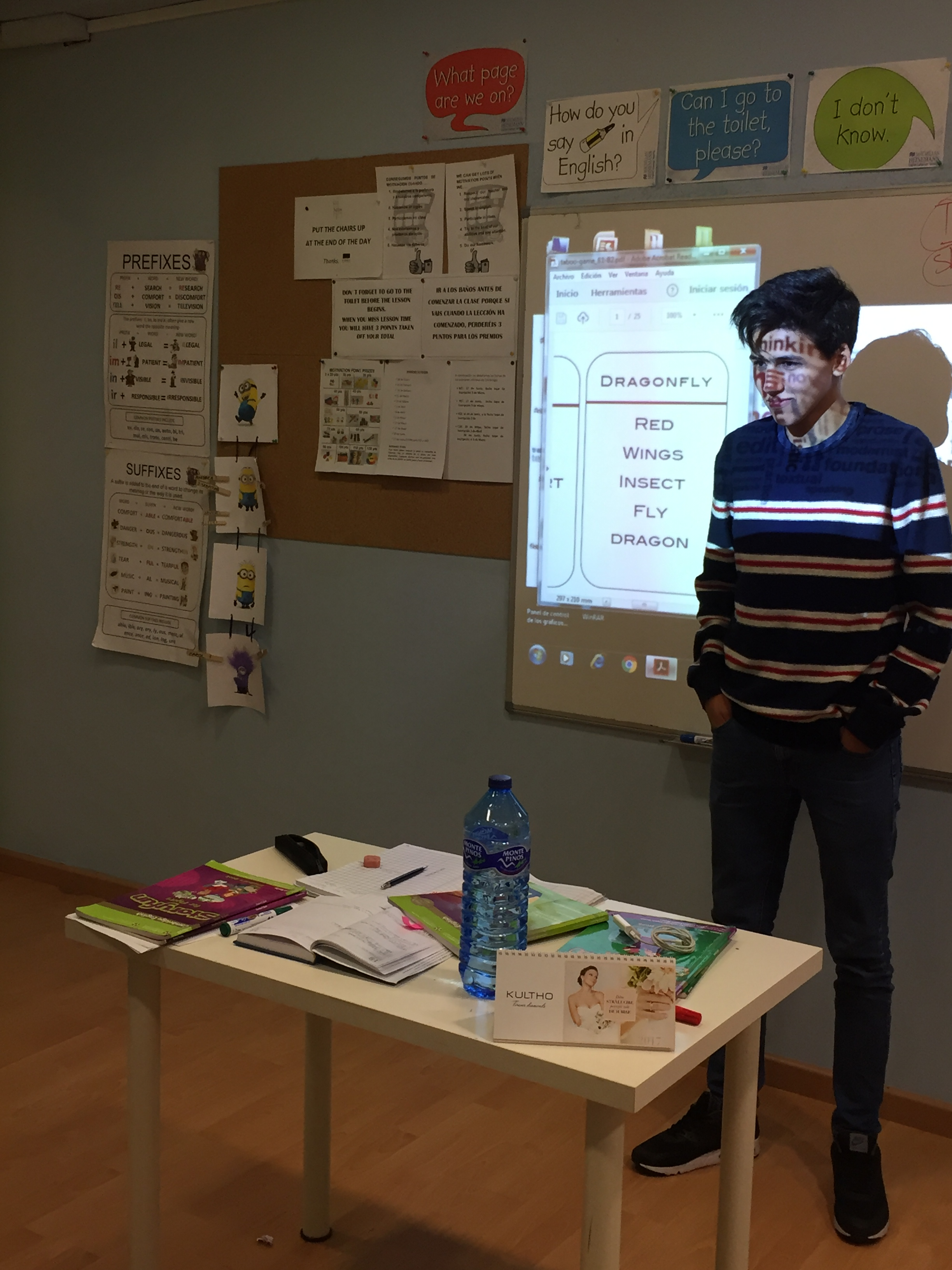 Resumen FCE Enero Centro Baleares