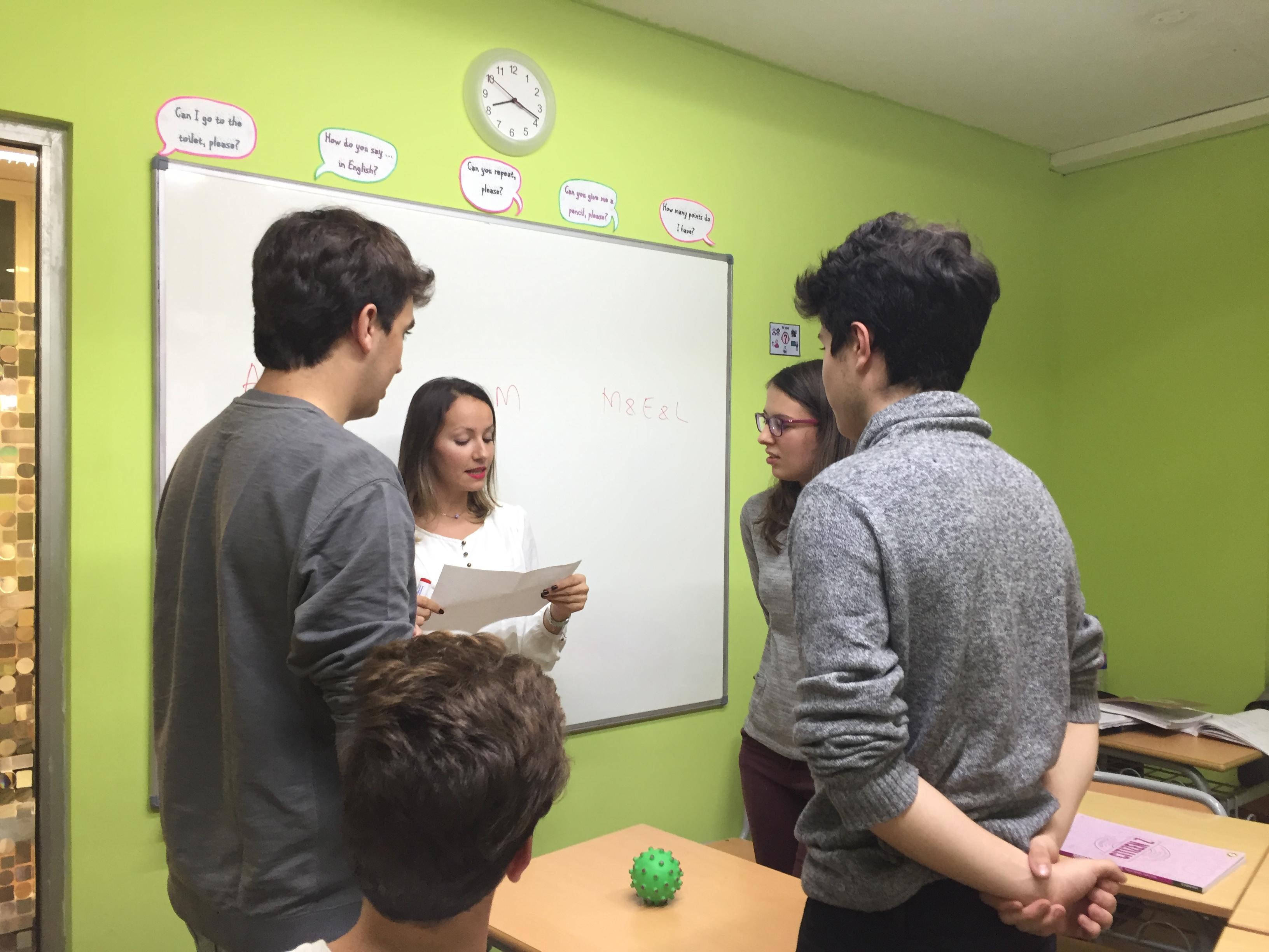 Resumen CAE 1 Noviembre 2017 Centro Baleares
