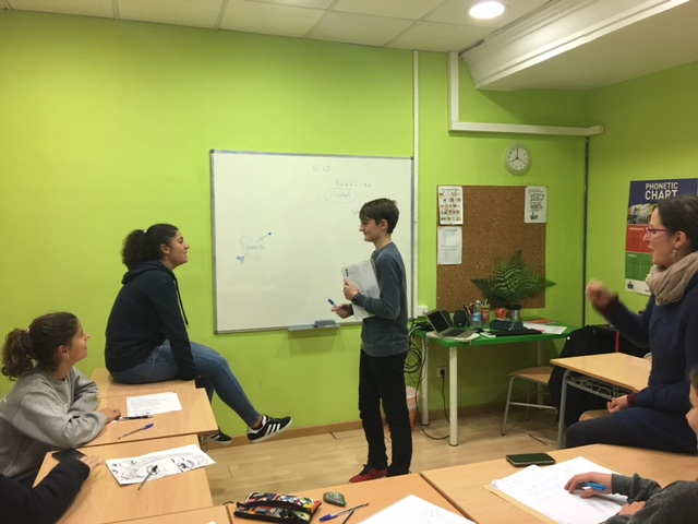Resumen FCE SPEAKING Enero 2018 Centro Avenida Baleares