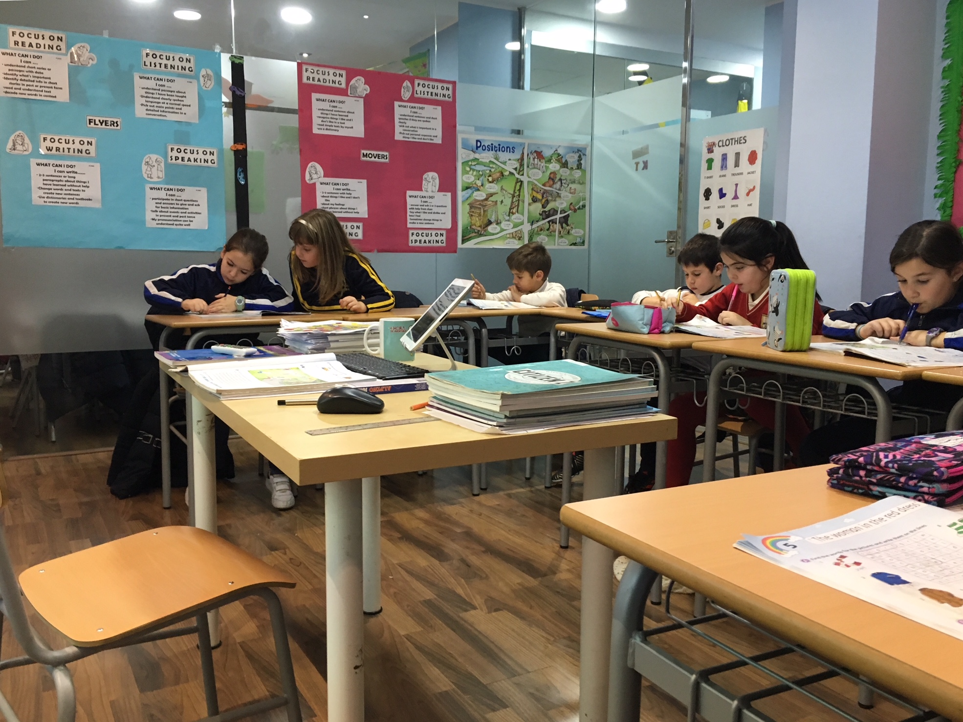 Resumen MOVERS 1 Enero 2018 Centro Ayora