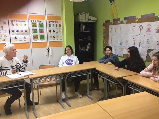 Resumen FCE SPEAKING Febrero 2018 Centro Avenida Baleares