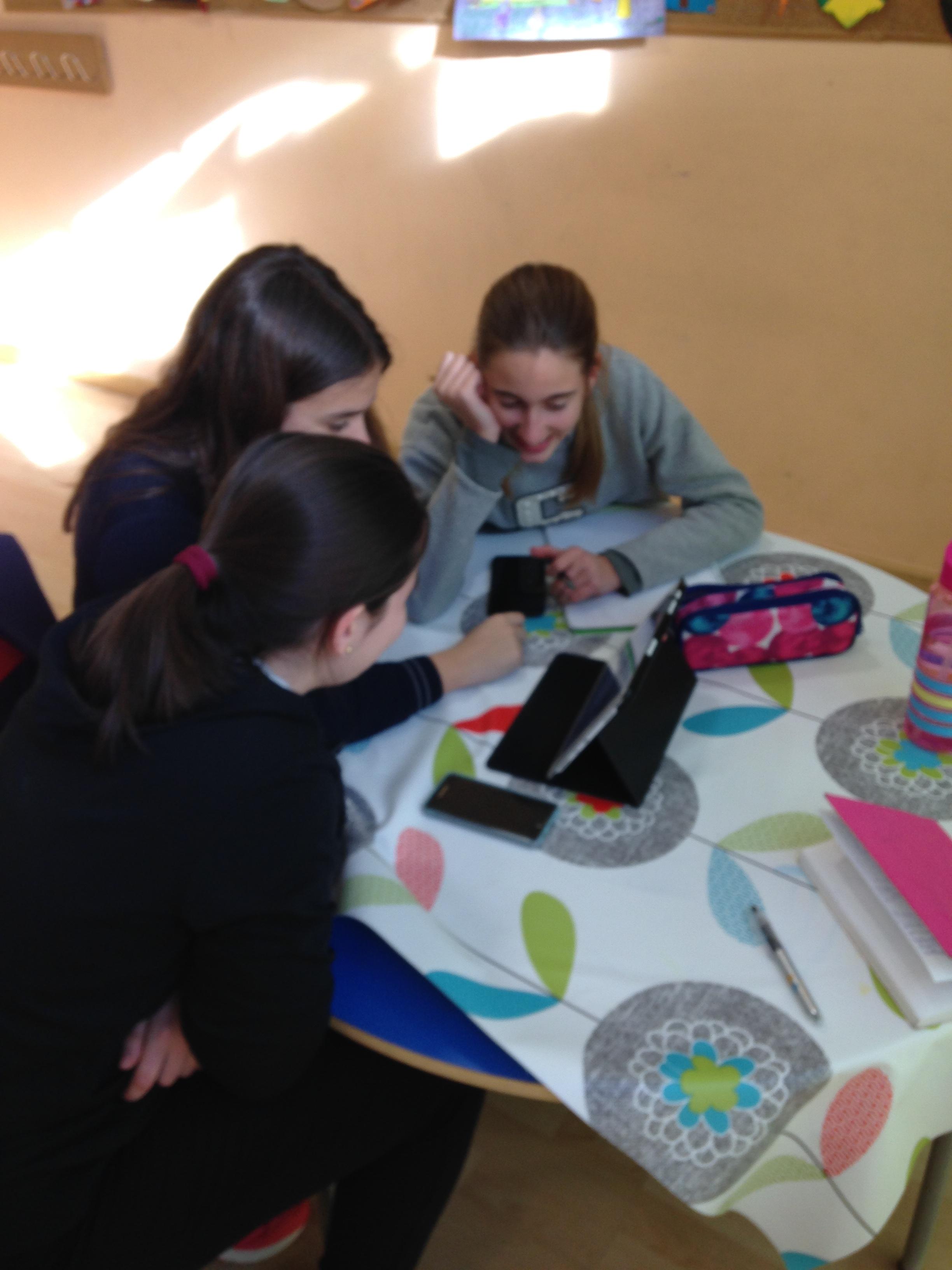 Resumen SPEAKING PET 1 Febrero 2018 Centro Avenida Baleares (Grupo Chicas)
