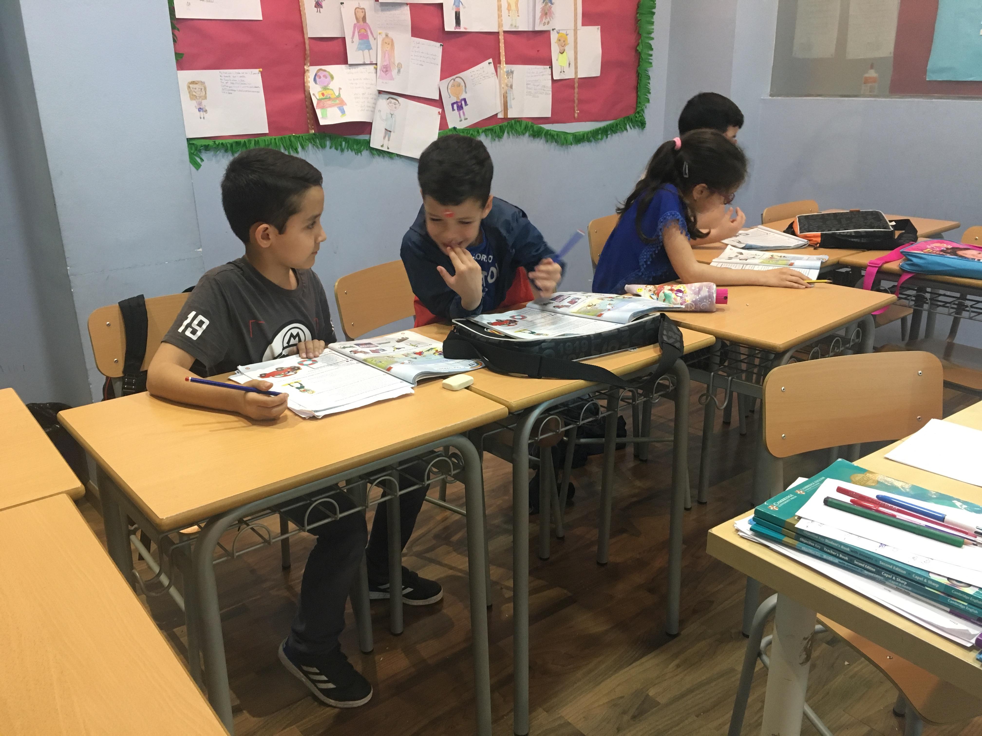 Resumen MOVERS 1 Mayo 2018 Centro Ayora