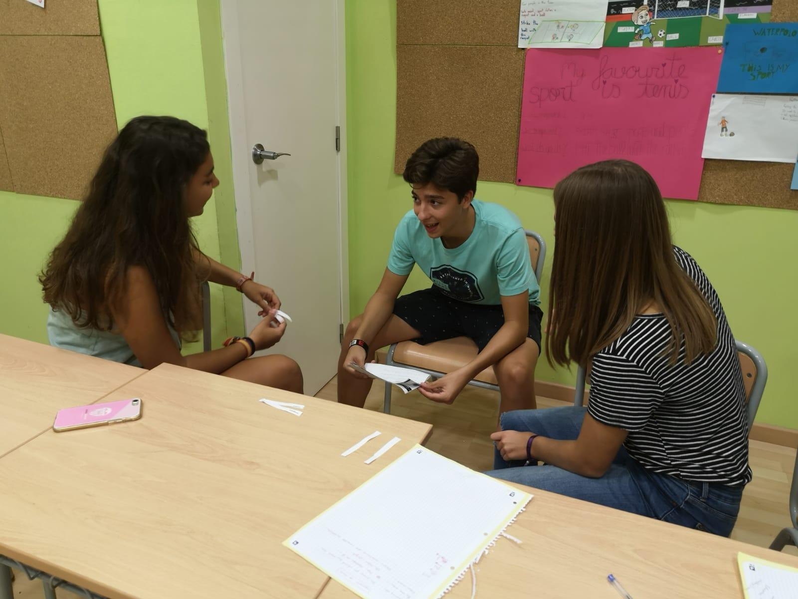 Resumen FCE SPEAKING Septiembre 2018 – Centro Baleares