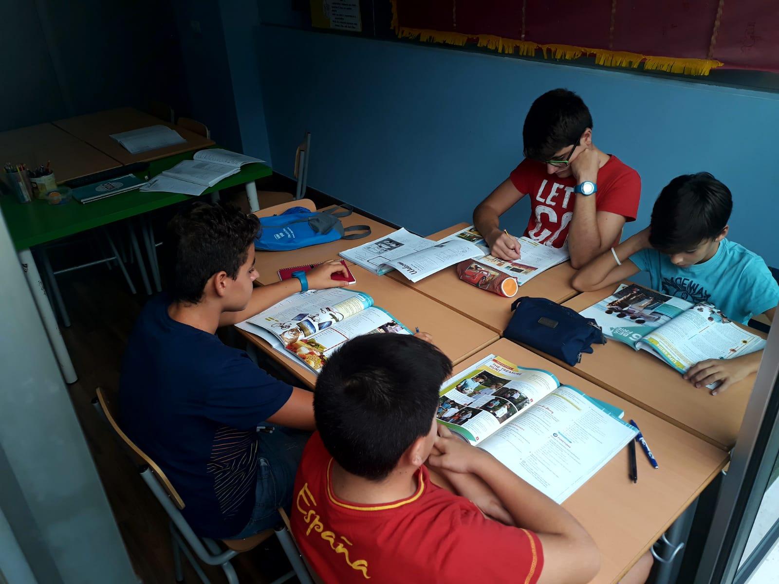 Resumen KET 1 Septiembre 2018 – Centro Ayora