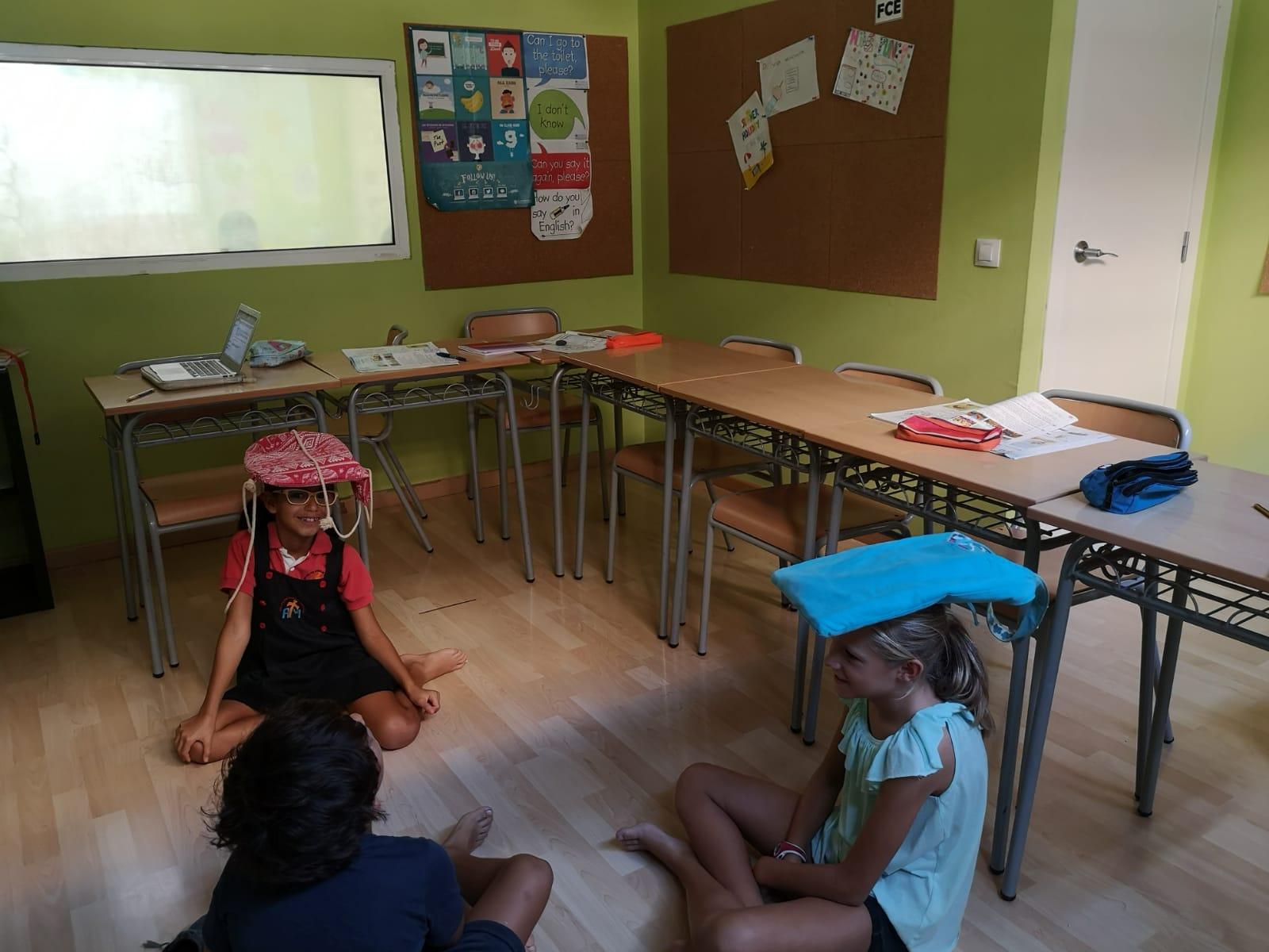 Resumen MOVERS 2 Septiembre 2018 – Centro Baleares