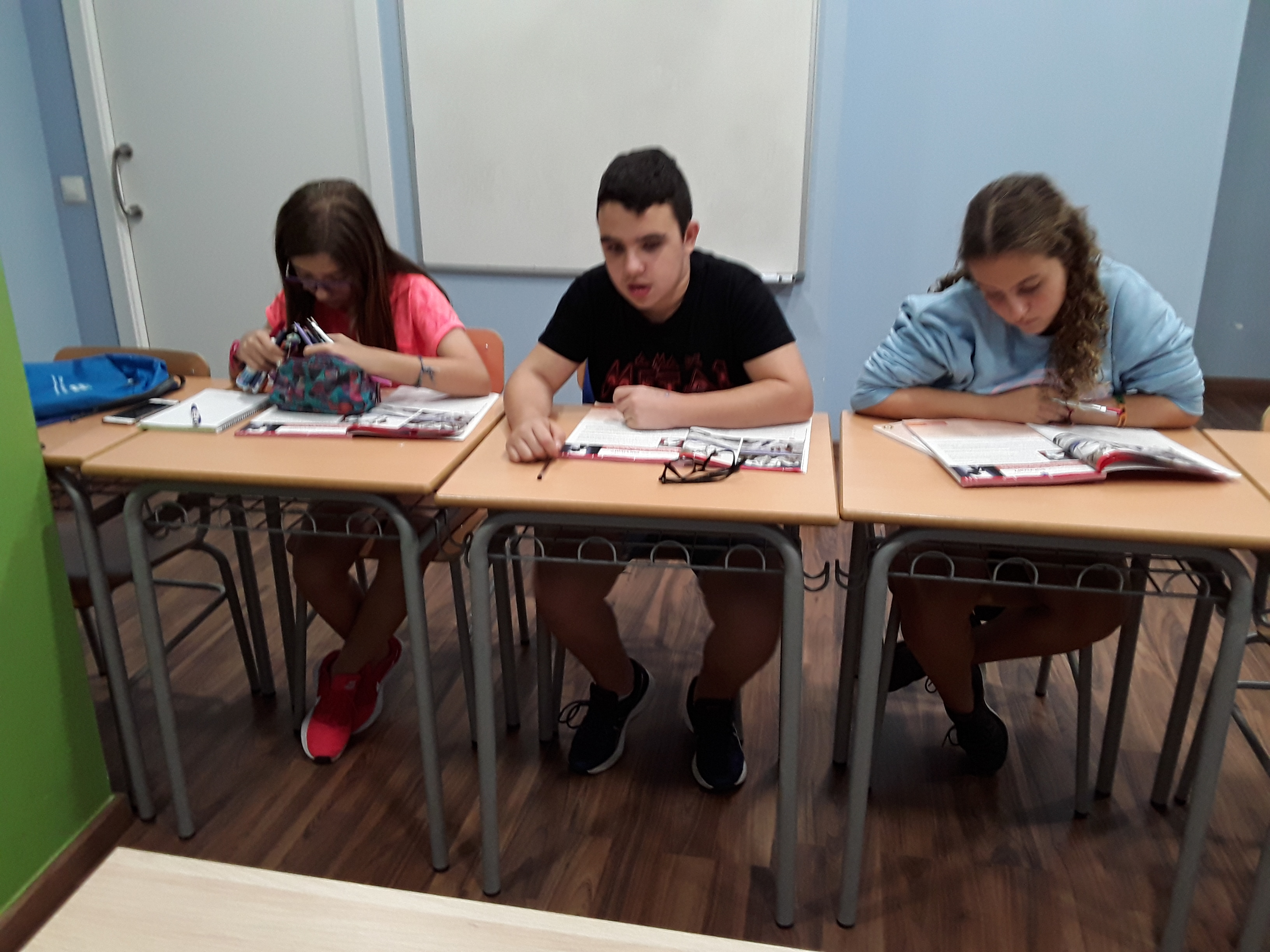 Resumen FCE 1 Octubre 2018 – Centro Ayora