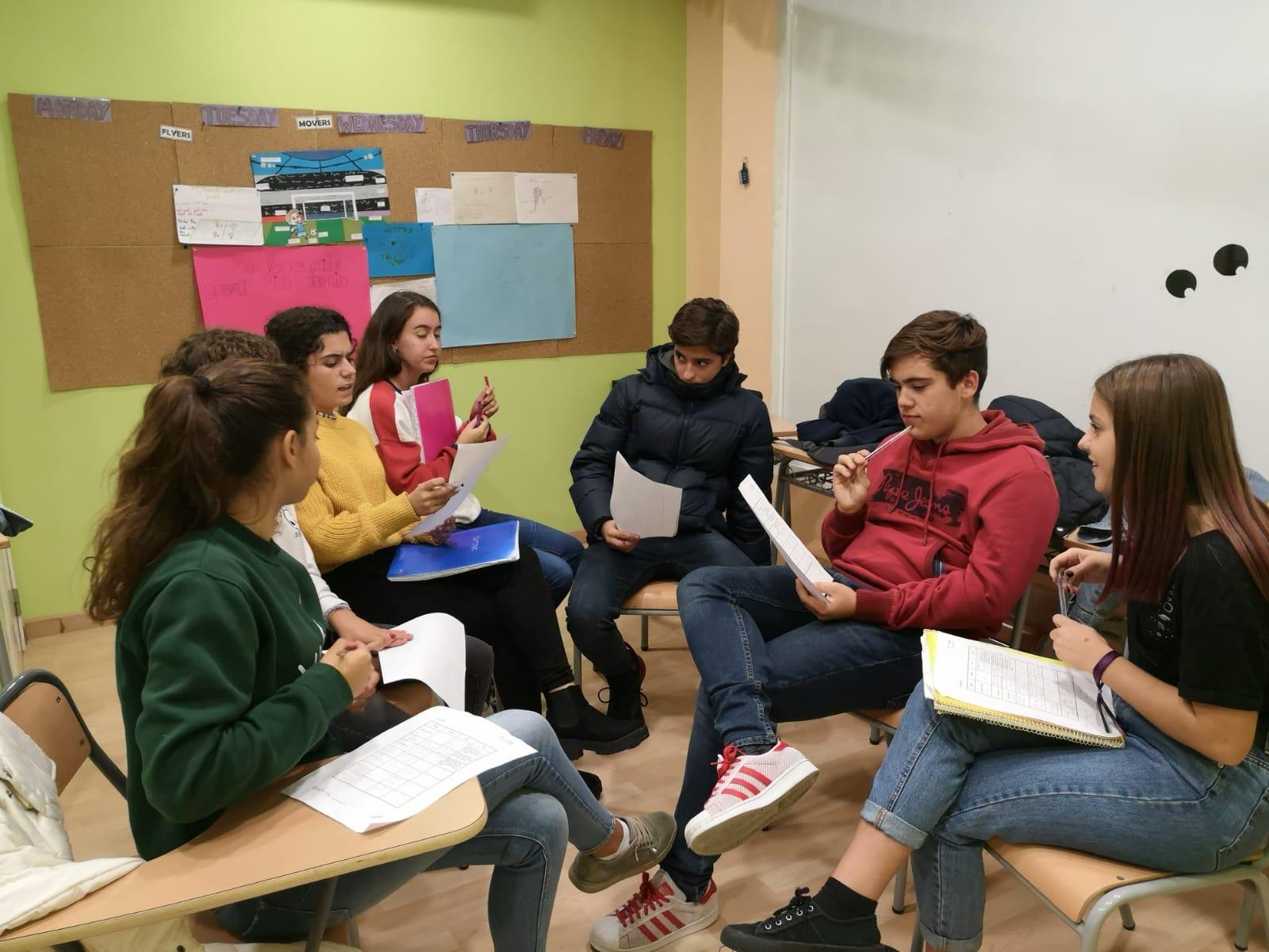 Resumen FCE SPEAKING Octubre 2018 – Centro Baleares