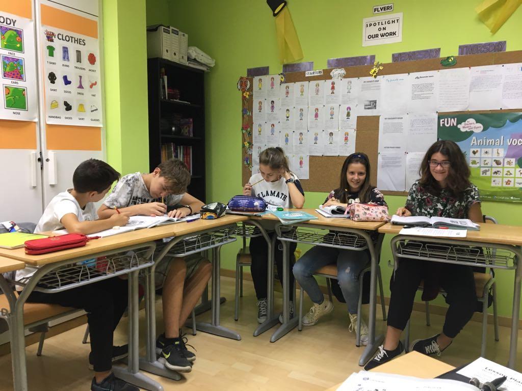 Resumen KET 2 Octubre 2018 – Centro Baleares