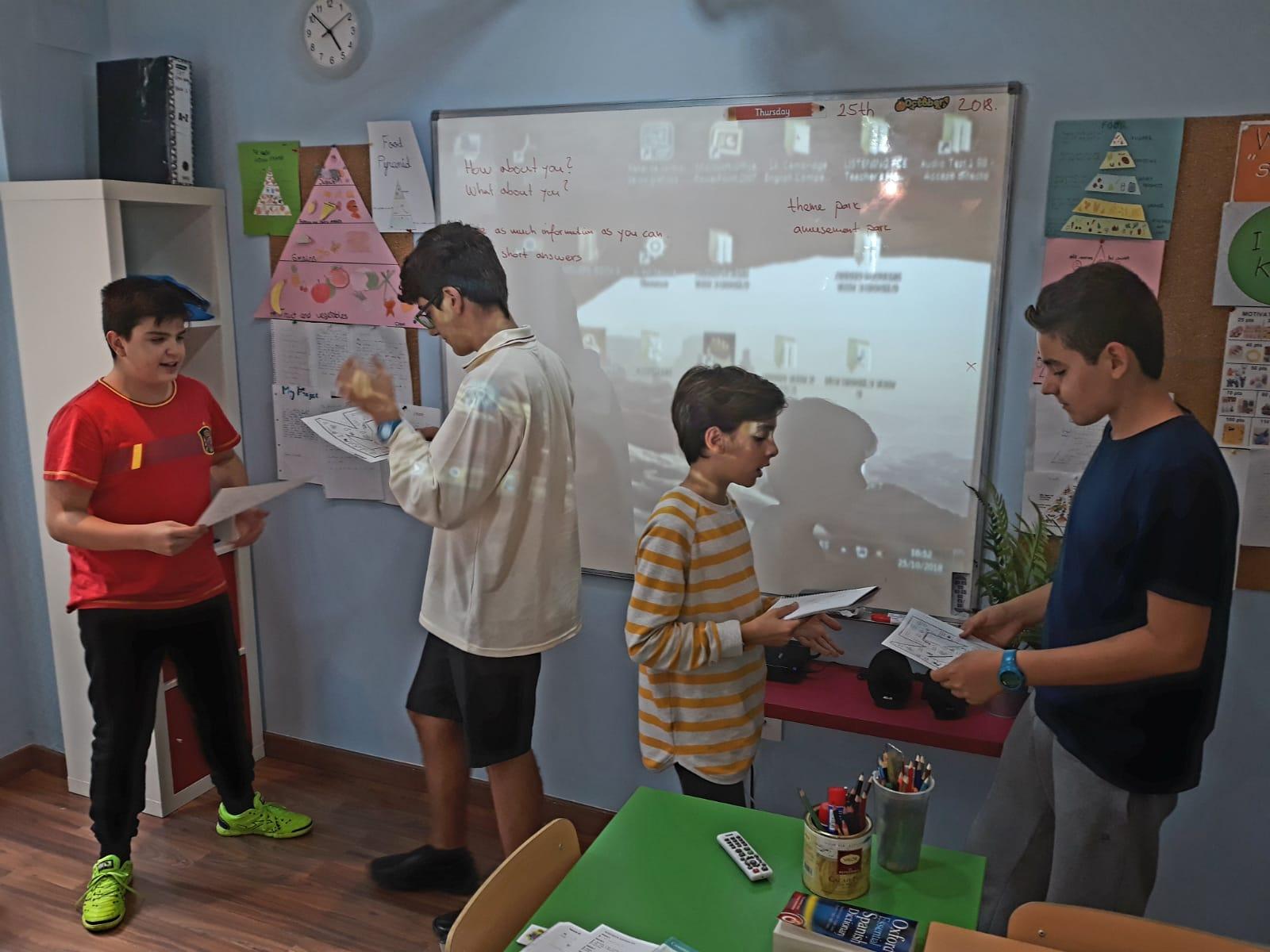 Resumen KET 1 Octubre 2018 – Centro Ayora