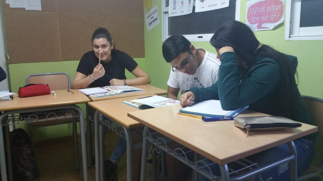 Resumen TEENS A1/A2 Octubre 2018 – Centro Baleares