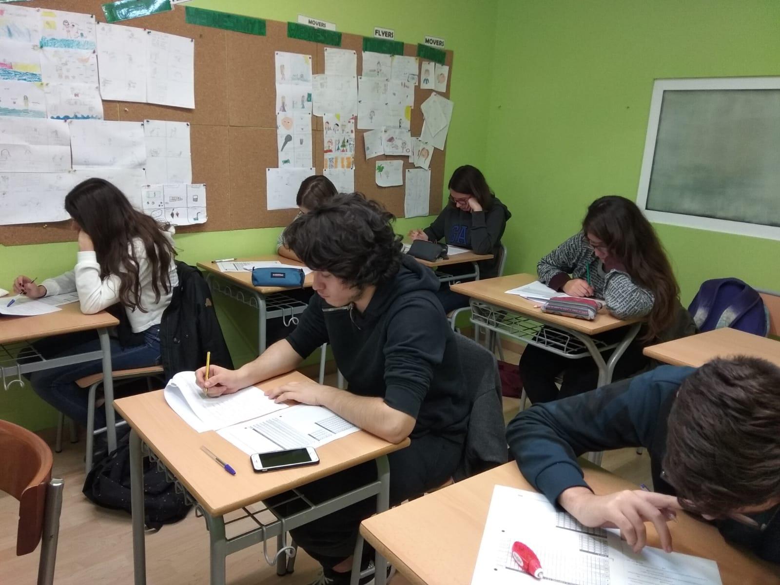 Resumen CAE 2 Noviembre 2018 – Centro Baleares