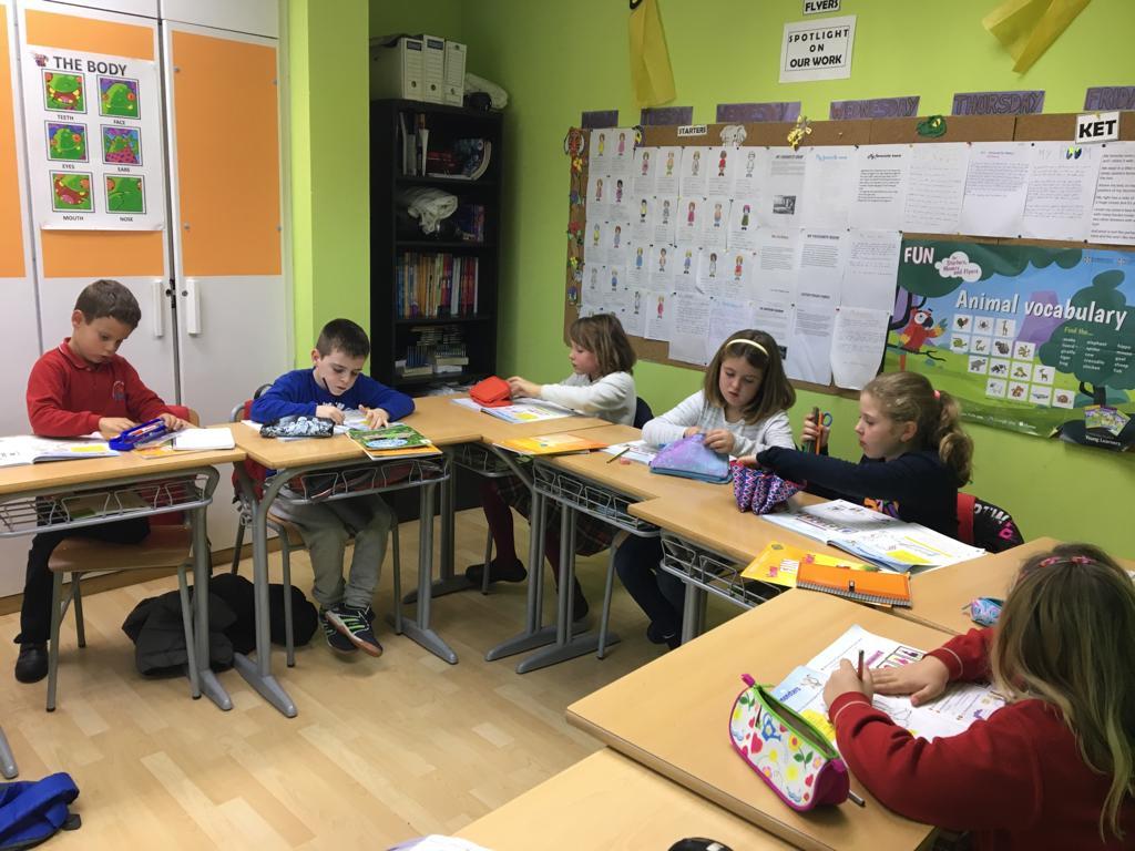 Resumen STARTERS Noviembre 2018 – Centro Baleares