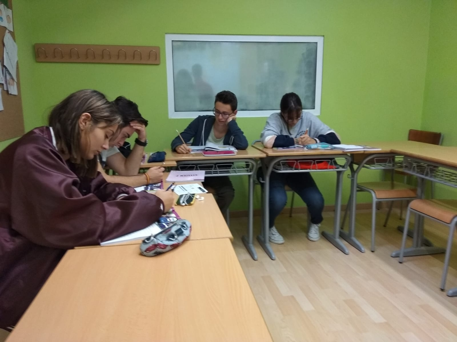 Resumen CAE 1 Noviembre 2018 – Centro Baleares