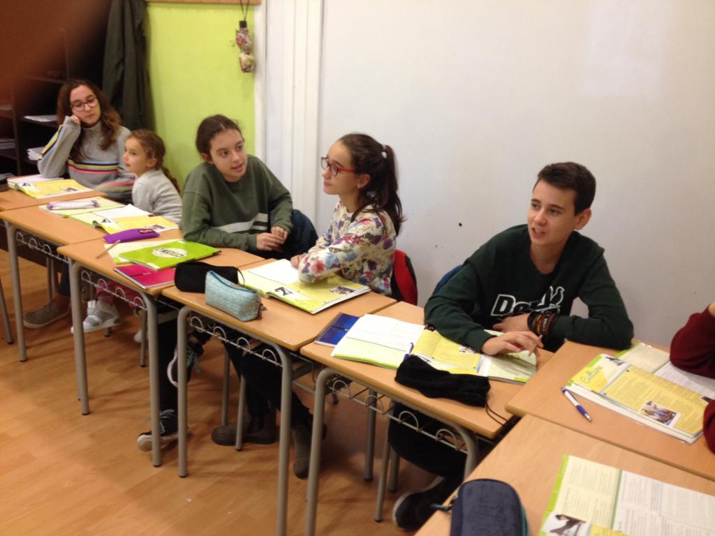 Resumen PET 1 Noviembre 2018 – Centro Baleares