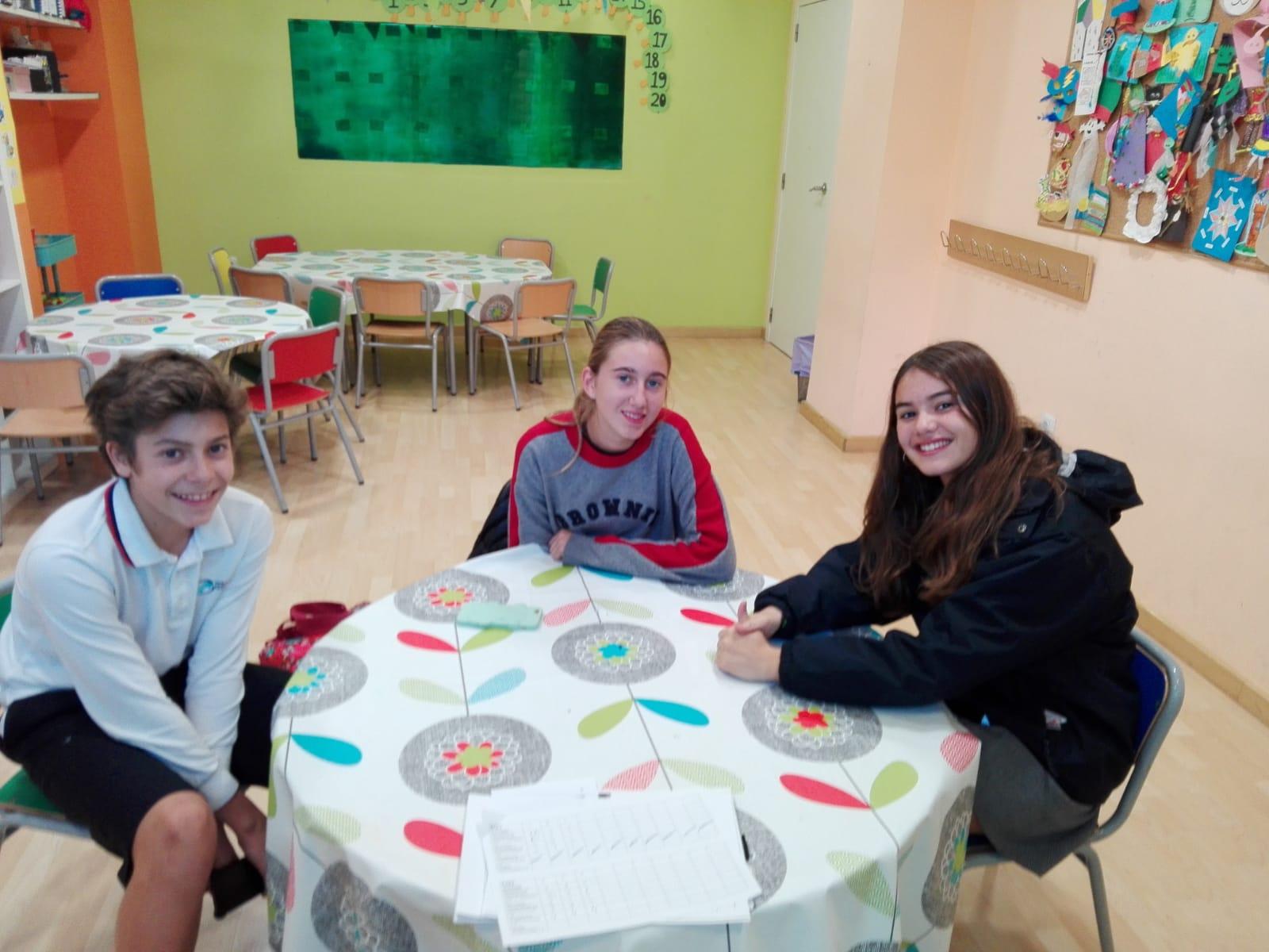 Resumen SPEAKING A2/B1 Noviembre 2018 – Centro Baleares