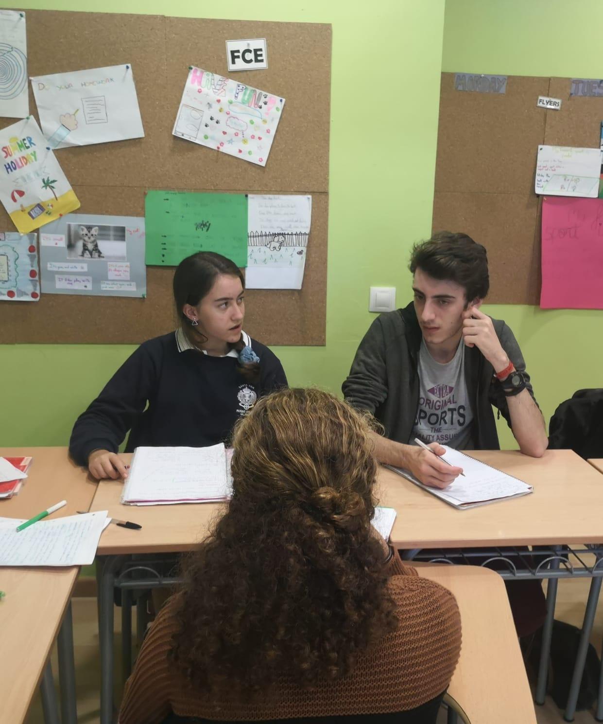 Resumen FCE 2 Noviembre 2018 – Centro Baleares