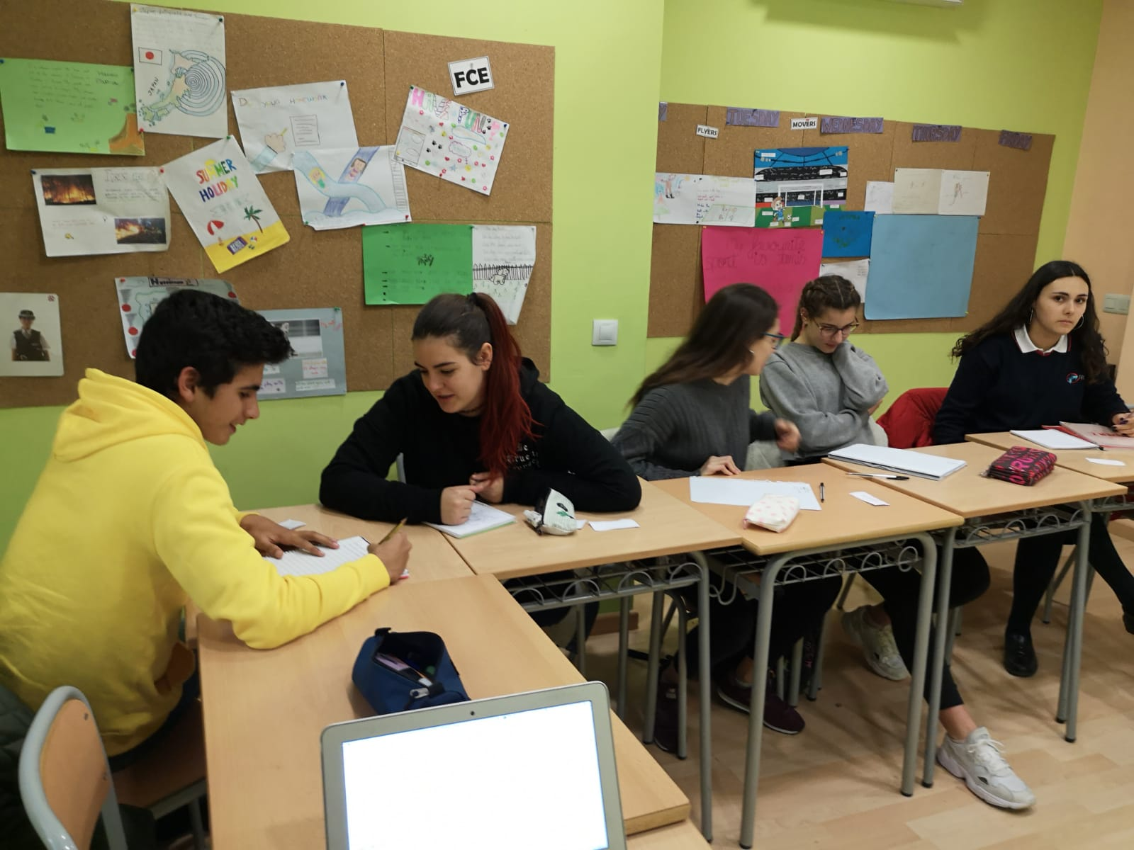 Resumen FCE 2 Diciembre/Enero 2019 – Centro Baleares