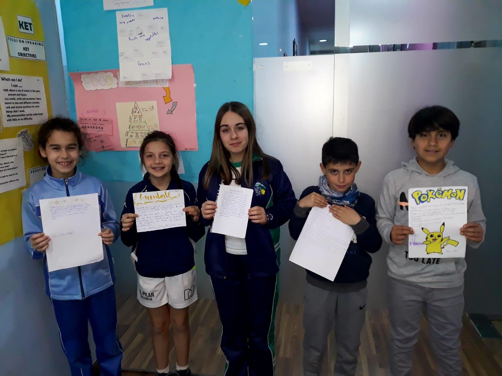 Resumen KET 1 Febrero 2019 – Centro Ayora