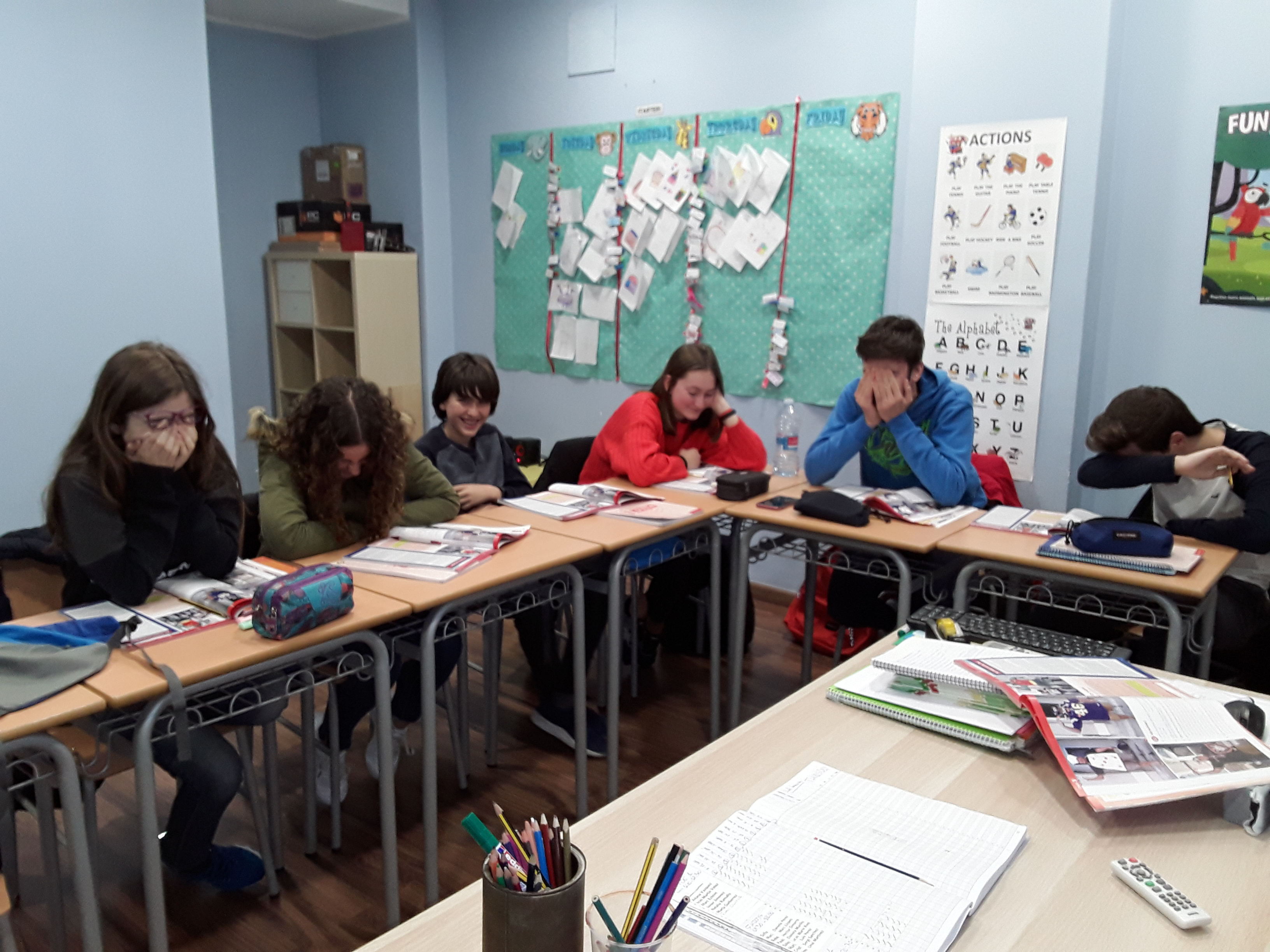 Resumen FCE 1 Febrero 2019 – Centro Ayora