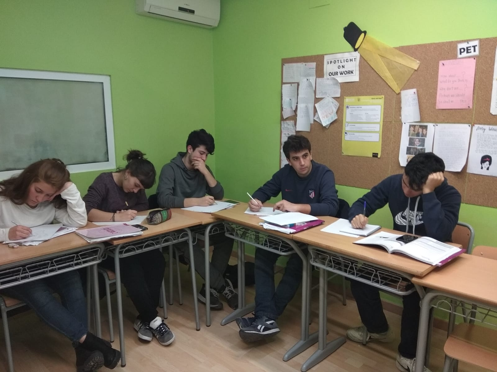 Resumen CAE 1 y CAE 2 Febrero 2019 – Centro Baleares