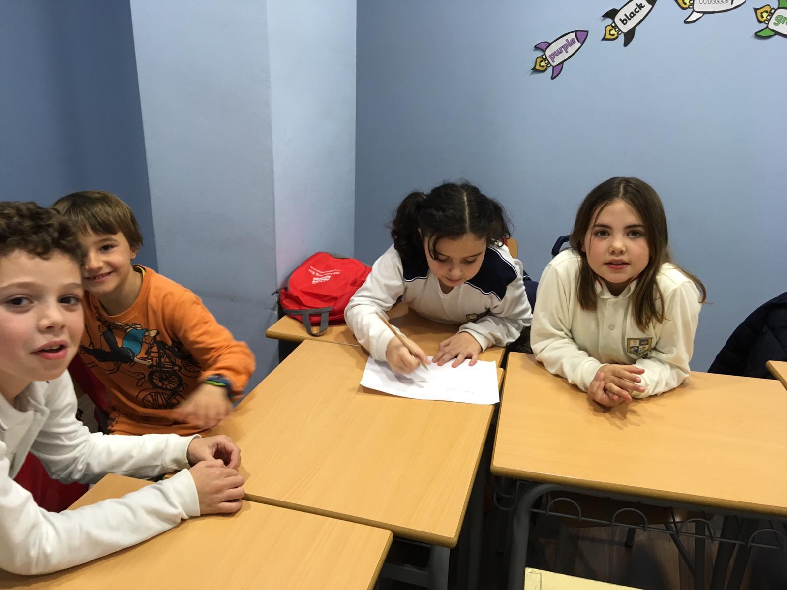 Resumen MOVERS 1 Febrero 2019 – Centro Ayora
