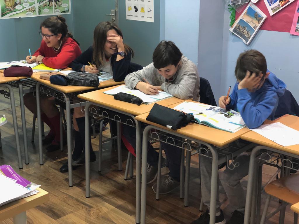 Resumen KET 2 Febrero 2019 – Centro Ayora