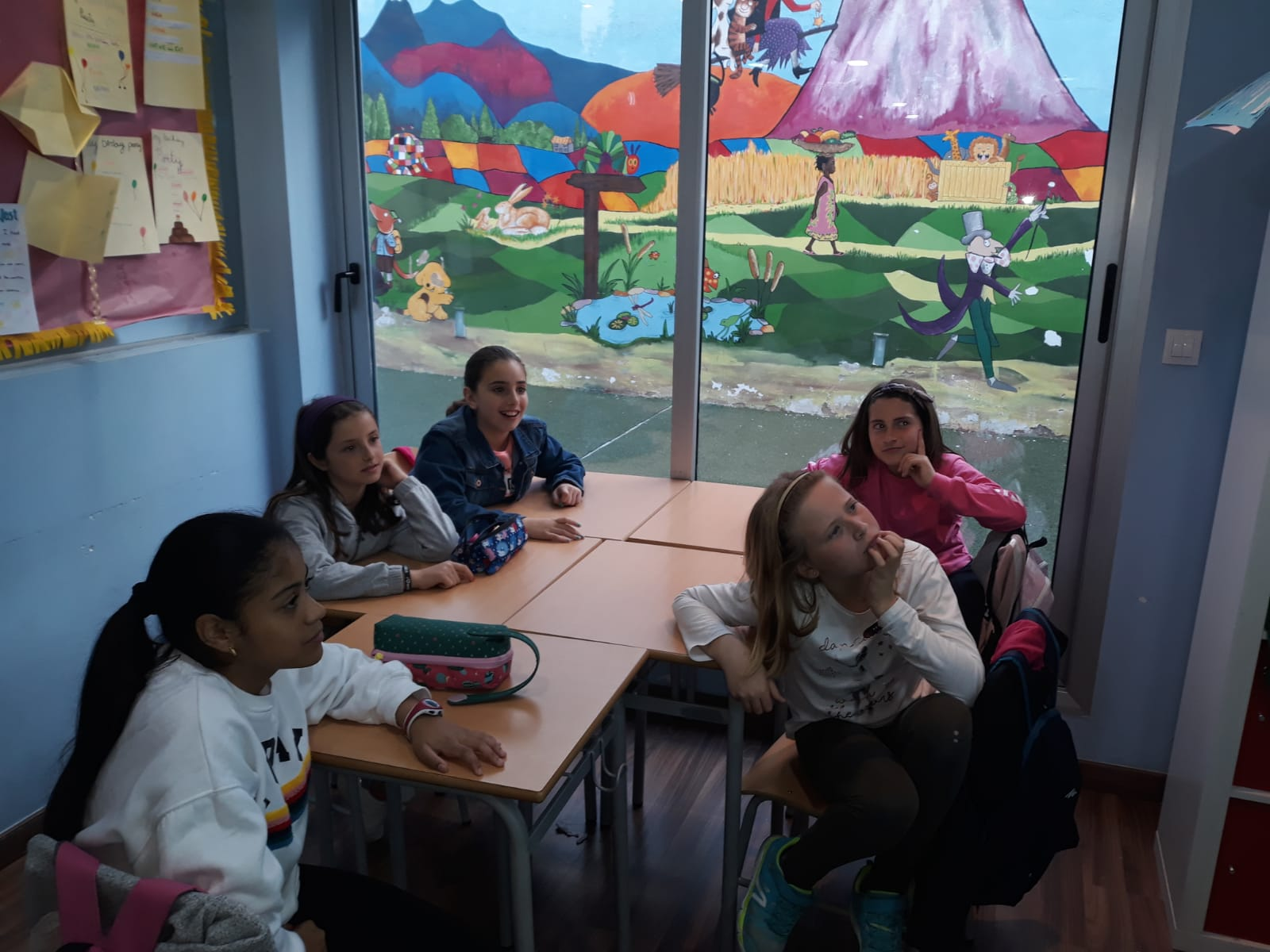 Resumen FLYERS 1 Marzo 2019 – Centro Ayora