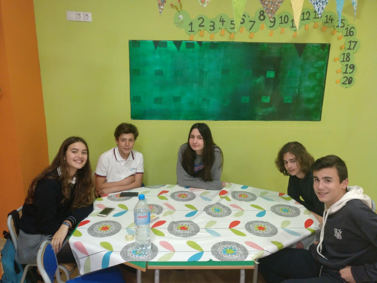 Resumen SPEAKING A2/B1 Marzo 2019 – Centro Baleares