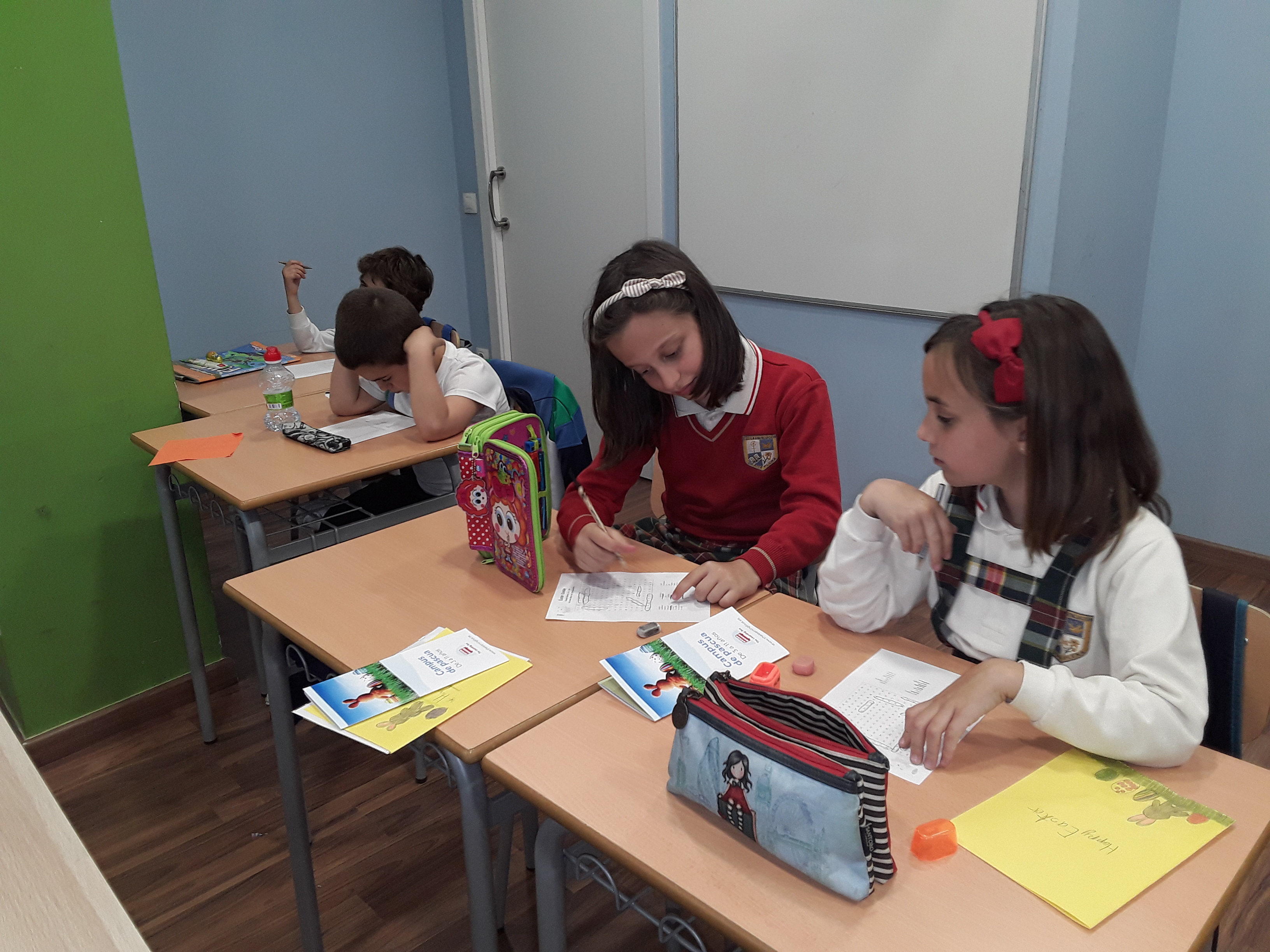Resumen STARTERS Abril 2019 Centro Ayora