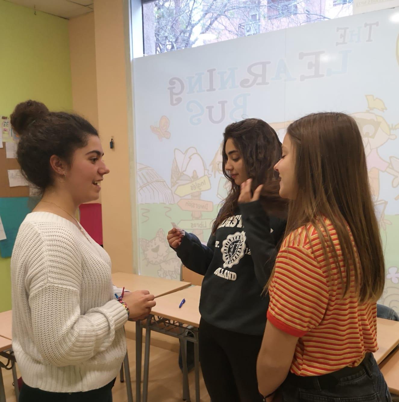 Resumen FCE SPEAKING Abril 2019 Centro Baleares