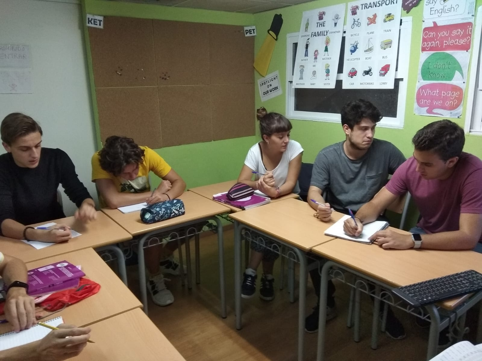 Resumen CAE 2 – Septiembre 2019 – Centro Baleares