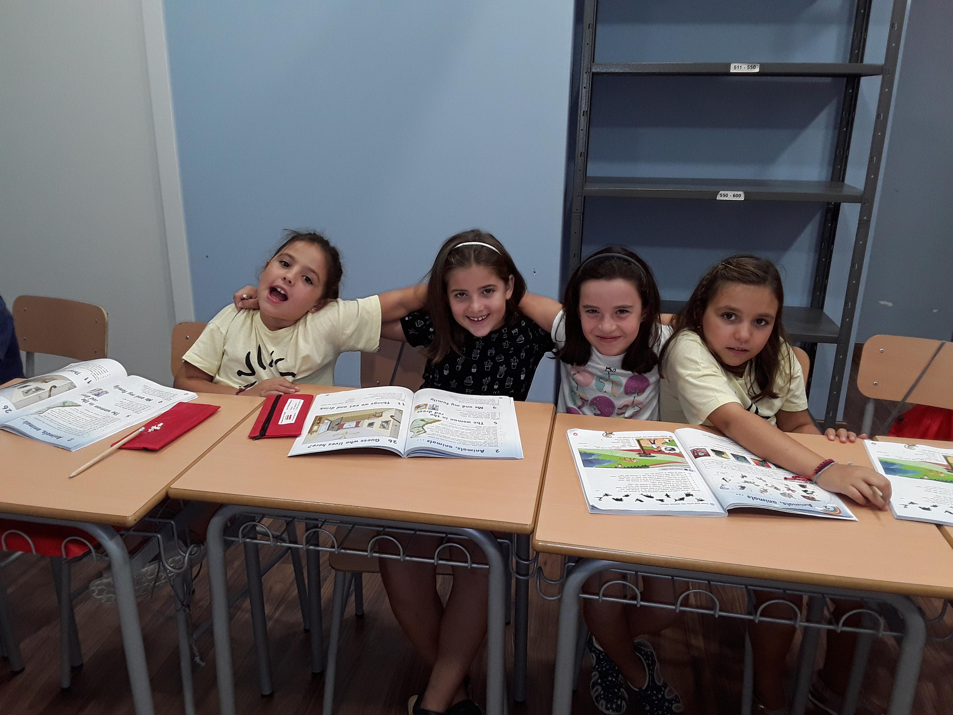 Resumen MOVERS 1 – Septiembre 2019 – Centro Ayora