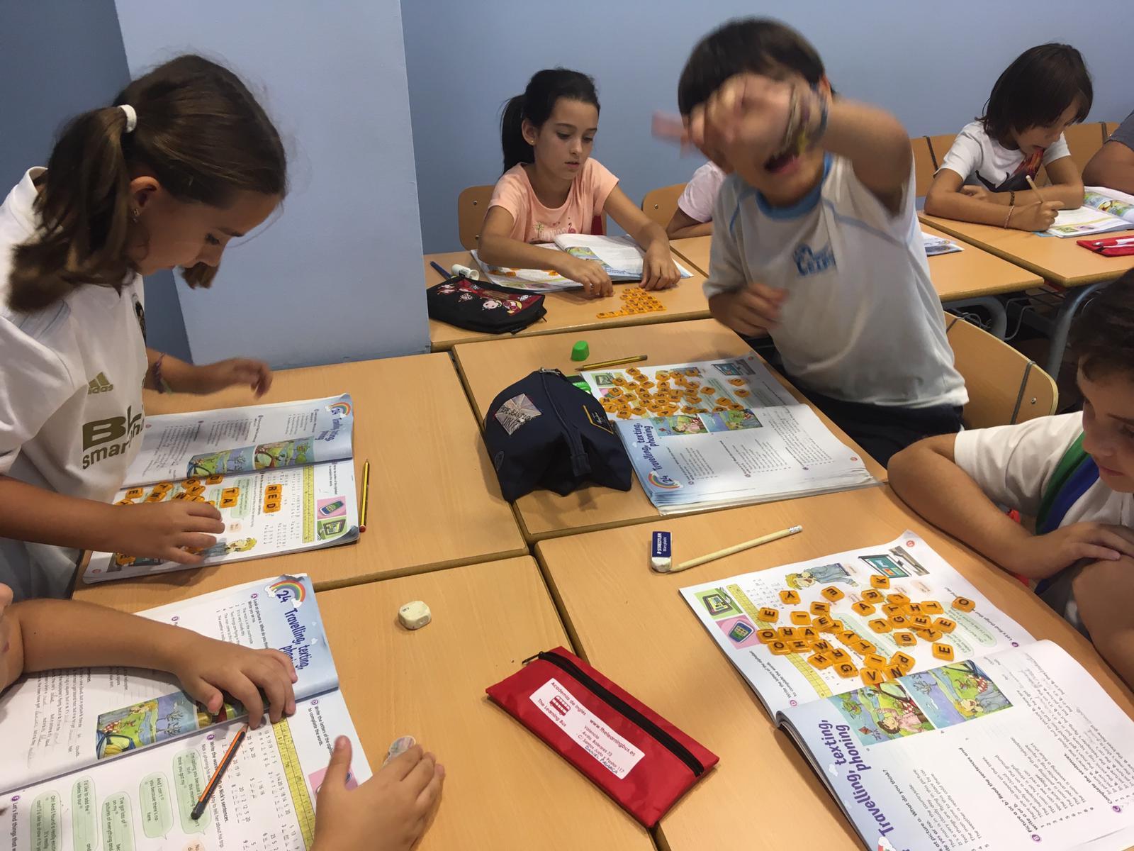 Resumen MOVERS 2 – Septiembre 2019 – Centro Ayora