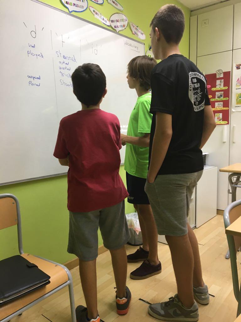 Resumen KET 2 – Septiembre 2019 – Centro Baleares