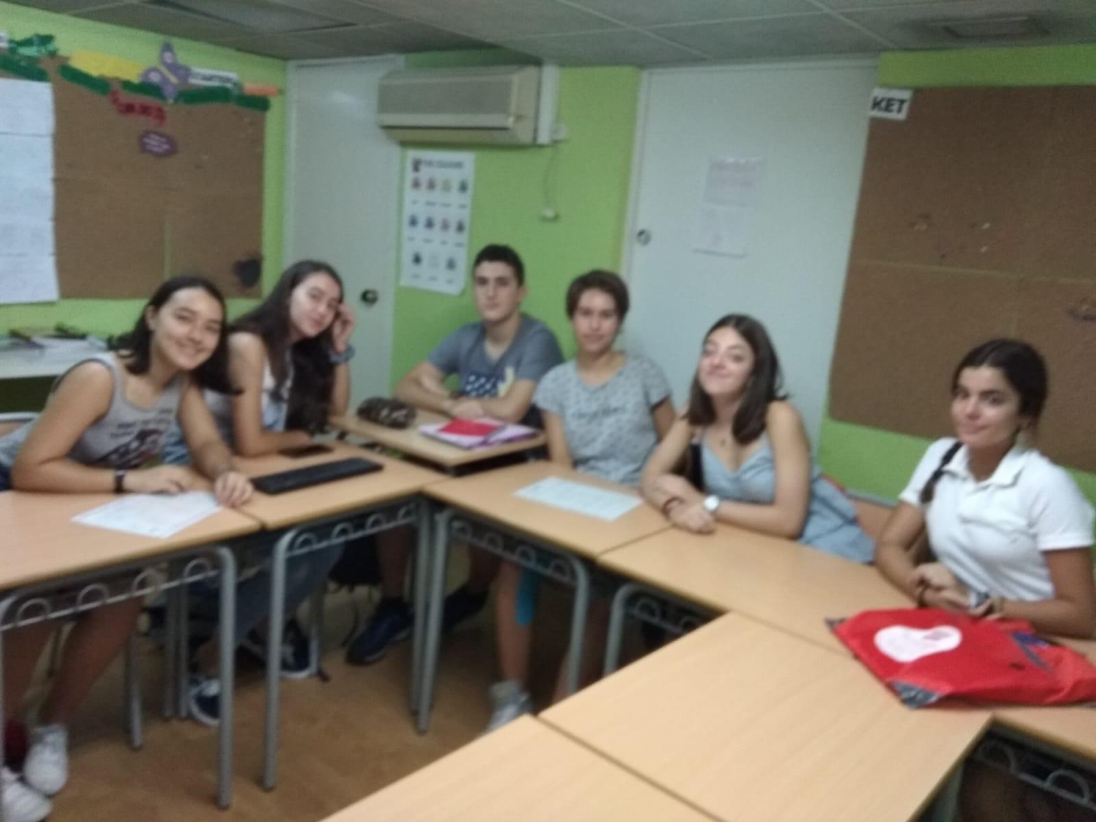 Resumen CAE 1 – Septiembre 2019 – Centro Baleares