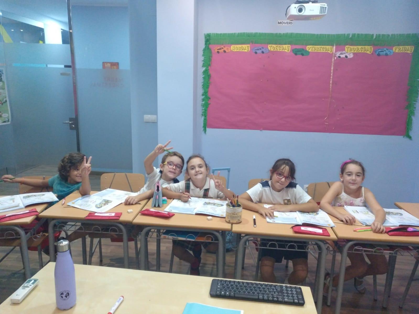 Resumen STARTERS – Septiembre 2019 – Centro Ayora
