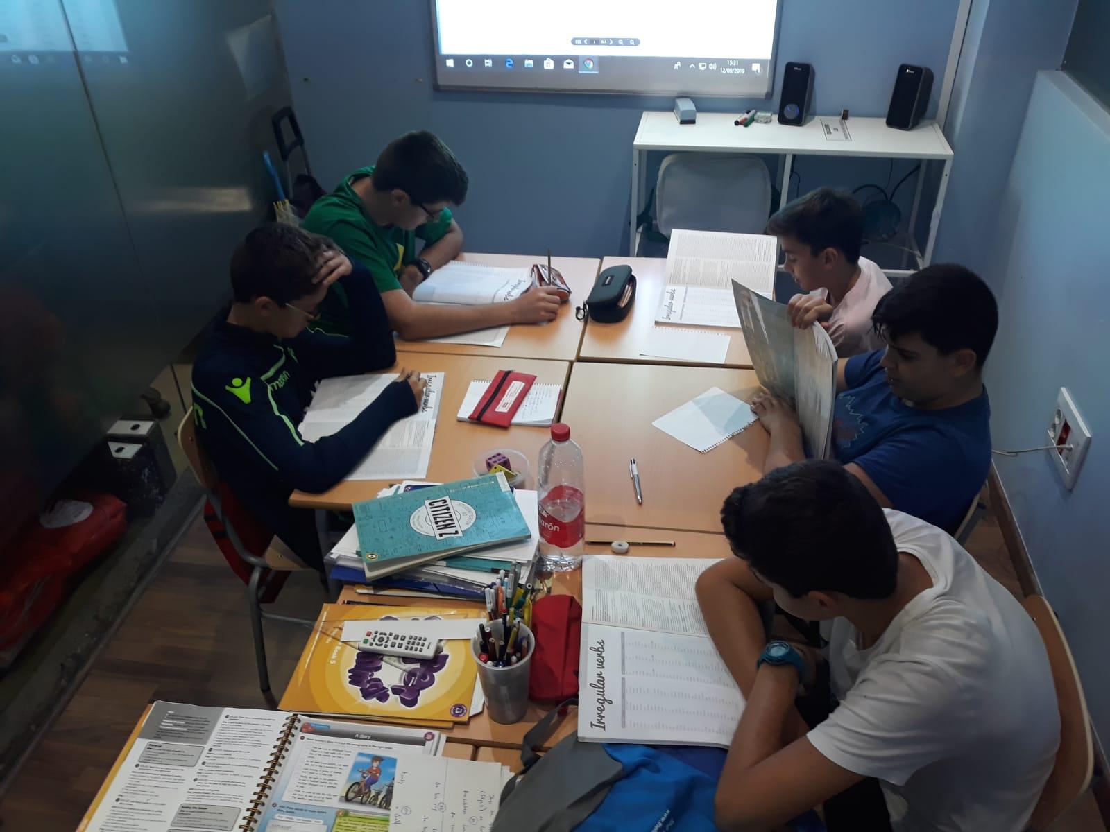 Resumen KET 2 – Septiembre 2019 – Centro Ayora