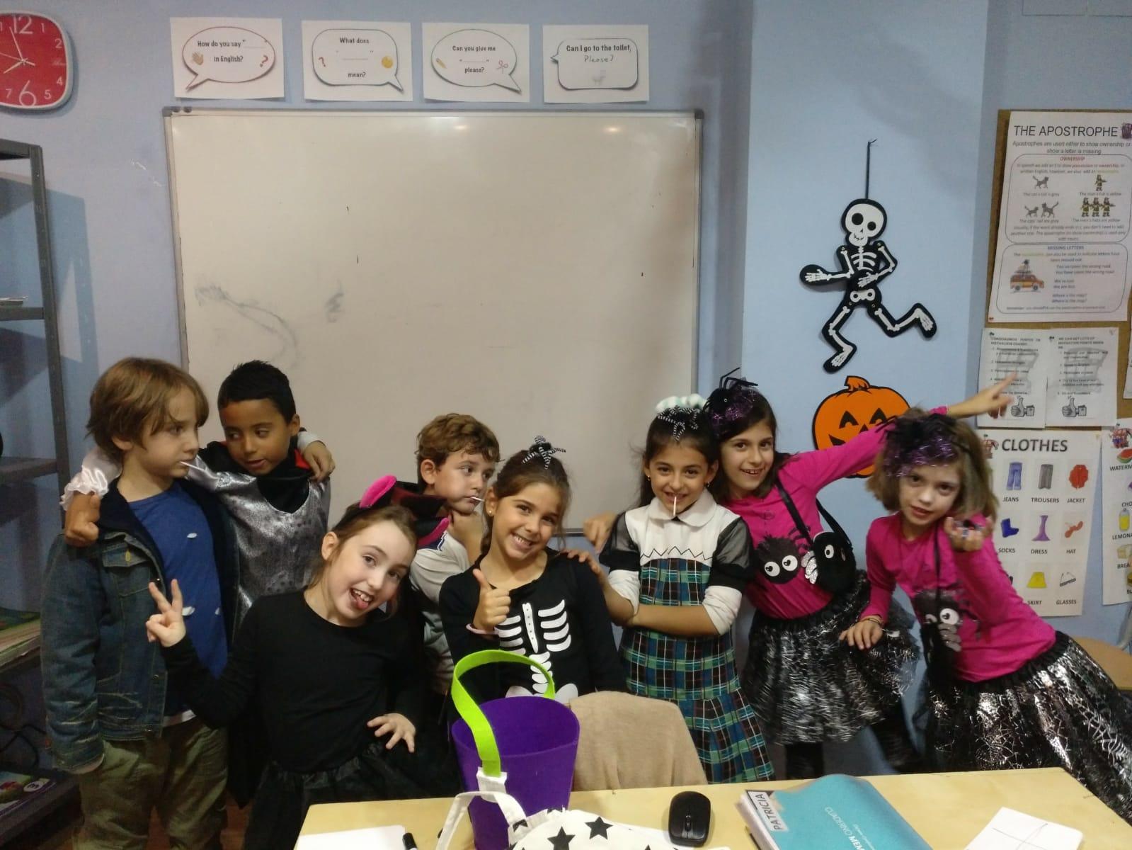 Resumen STARTERS mes de Octubre 2019 – Centro Ayora