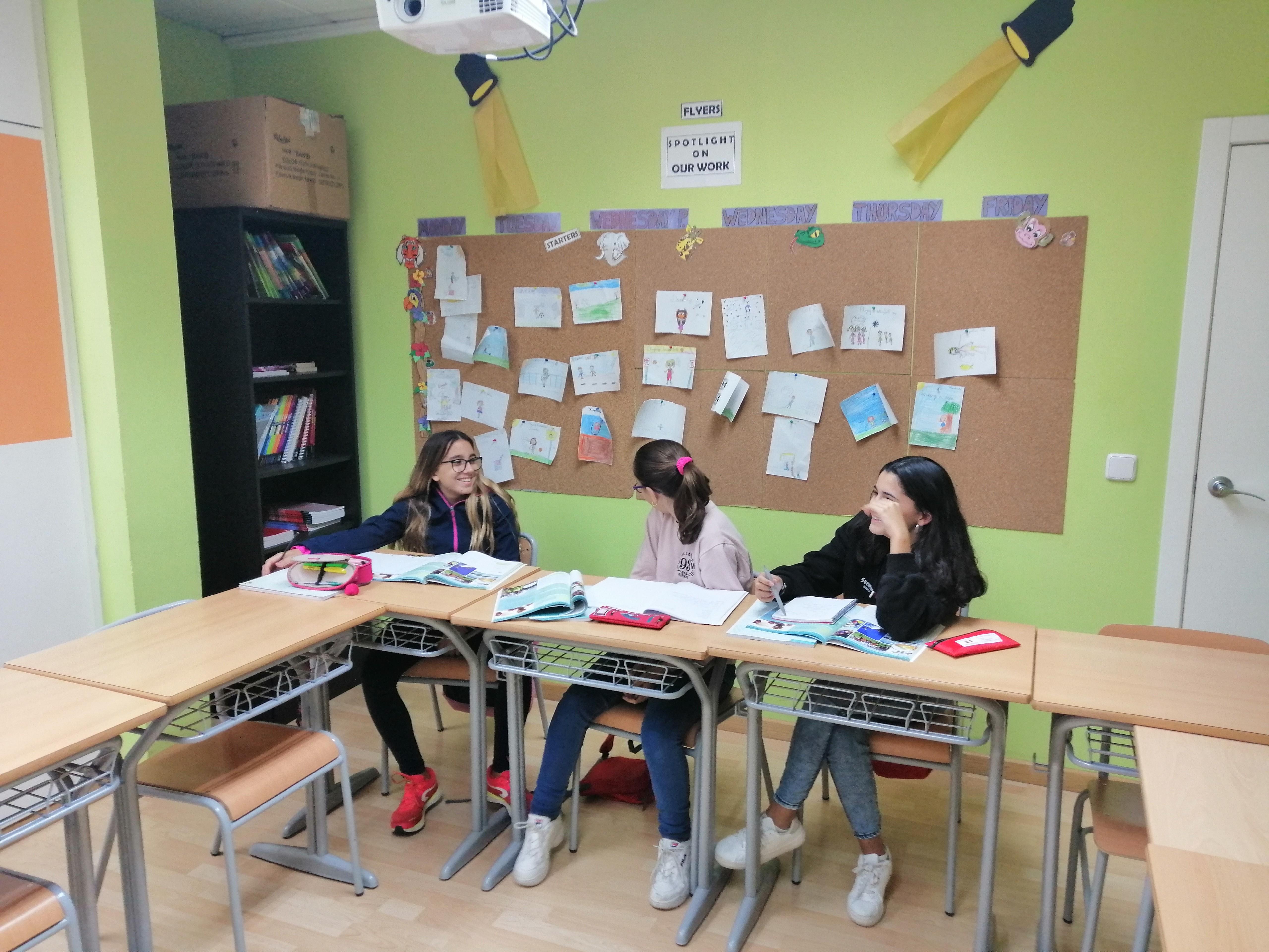 Resumen KET 2 mes de Octubre 2019 – Centro Baleares