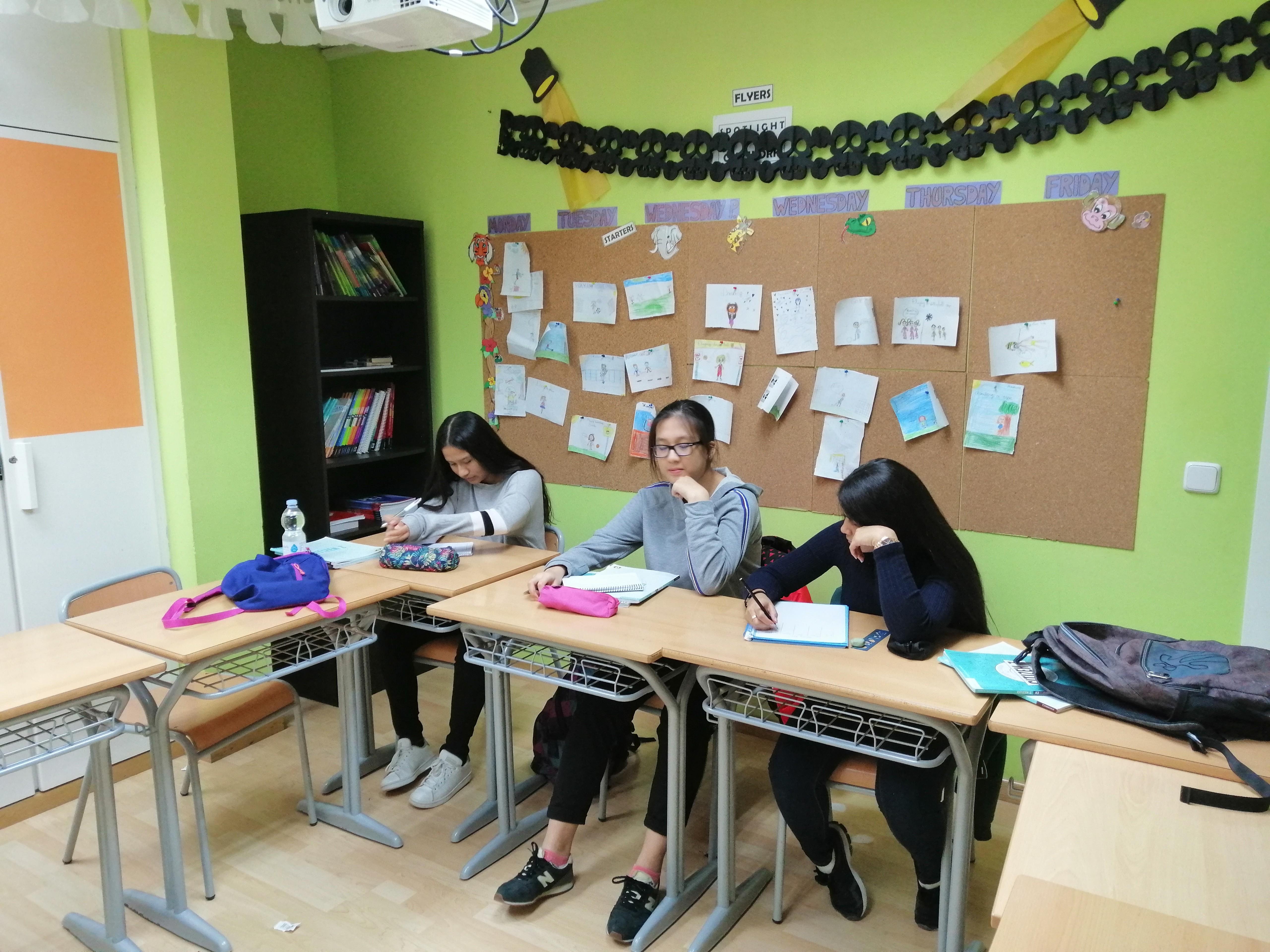 Resumen Teens A2 mes de Octubre 2019 – Centro Baleares