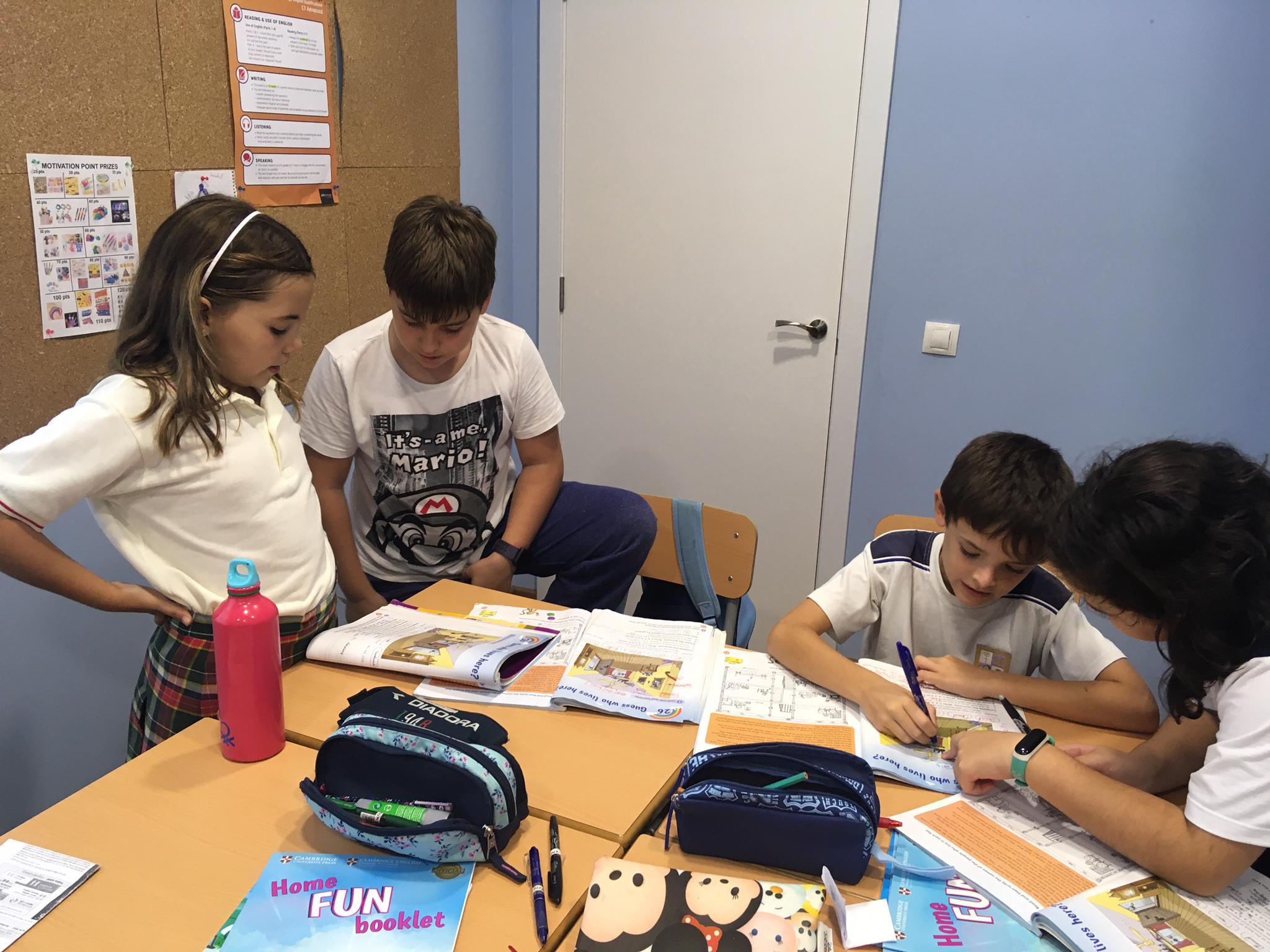 Resumen MOVERS 2 mes de Octubre 2019 – Centro Ayora