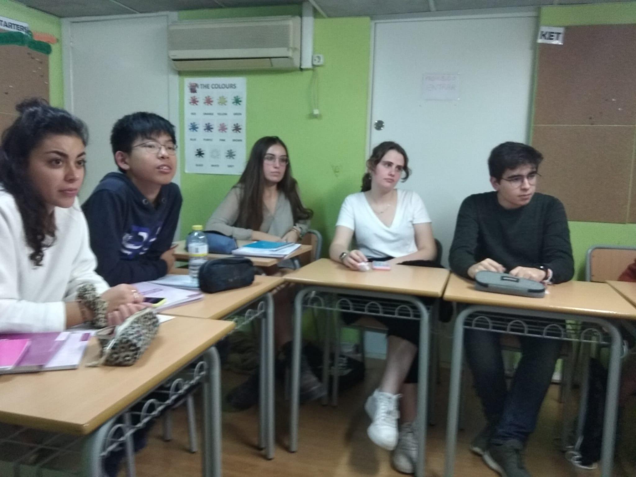 Resumen CAE 1 mes de Octubre 2019 – Centro Baleares