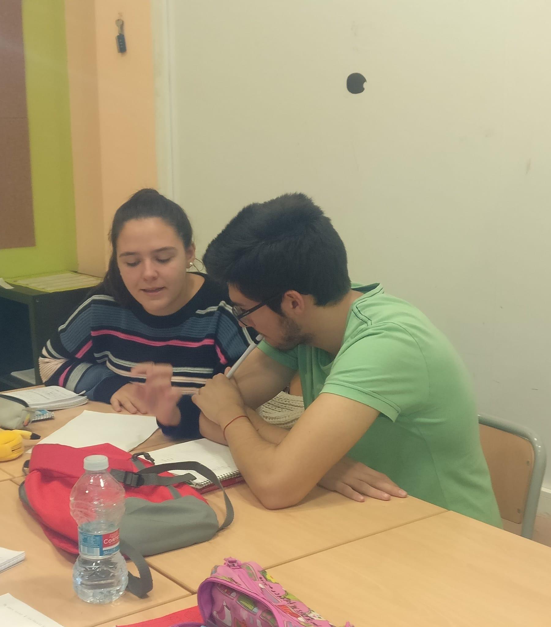 Resumen FCE 2 mes de Noviembre centro Avda. Baleares 73