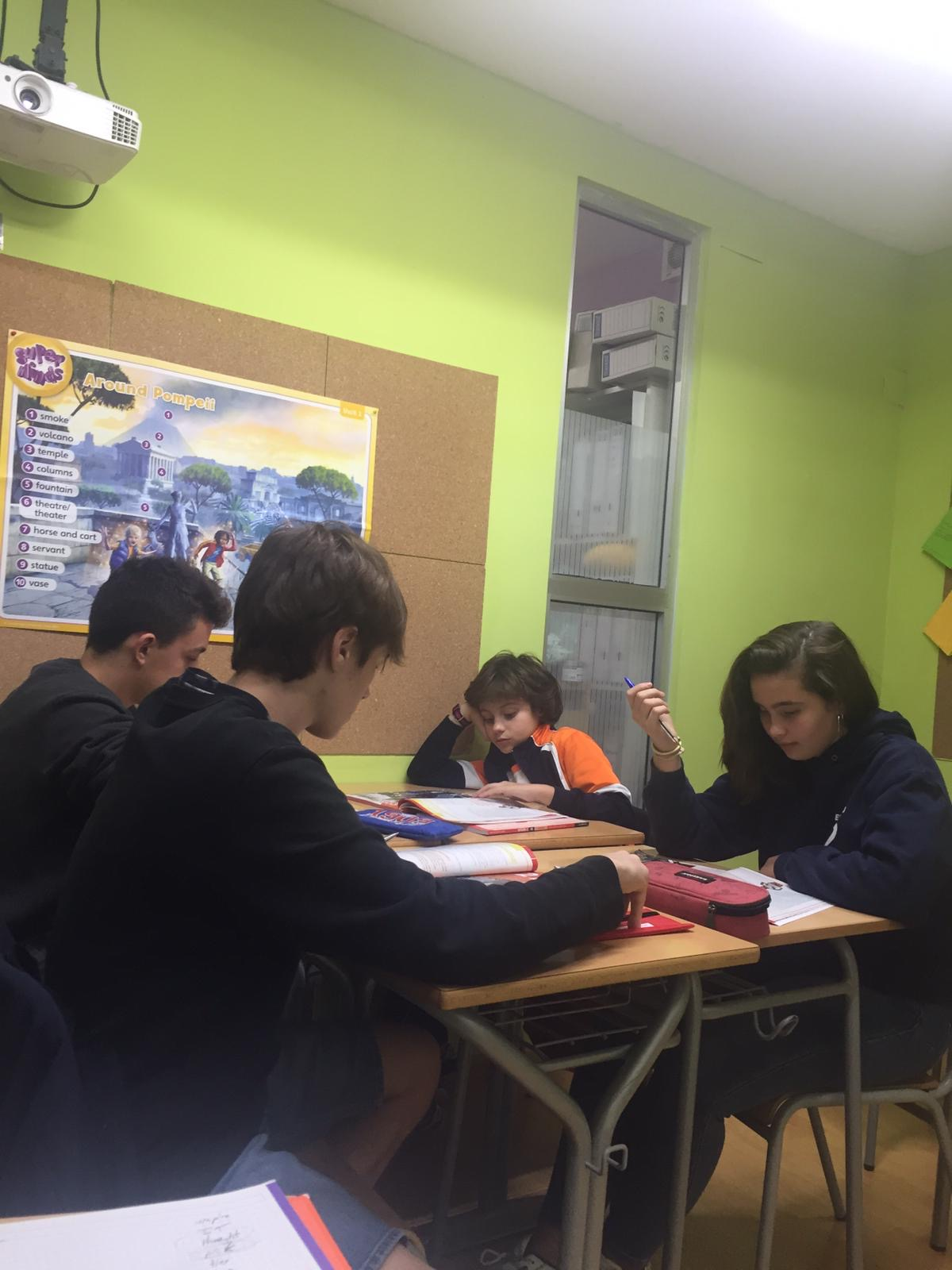 Resumen FCE 1 mes de Noviembre centro Avda. Baleares