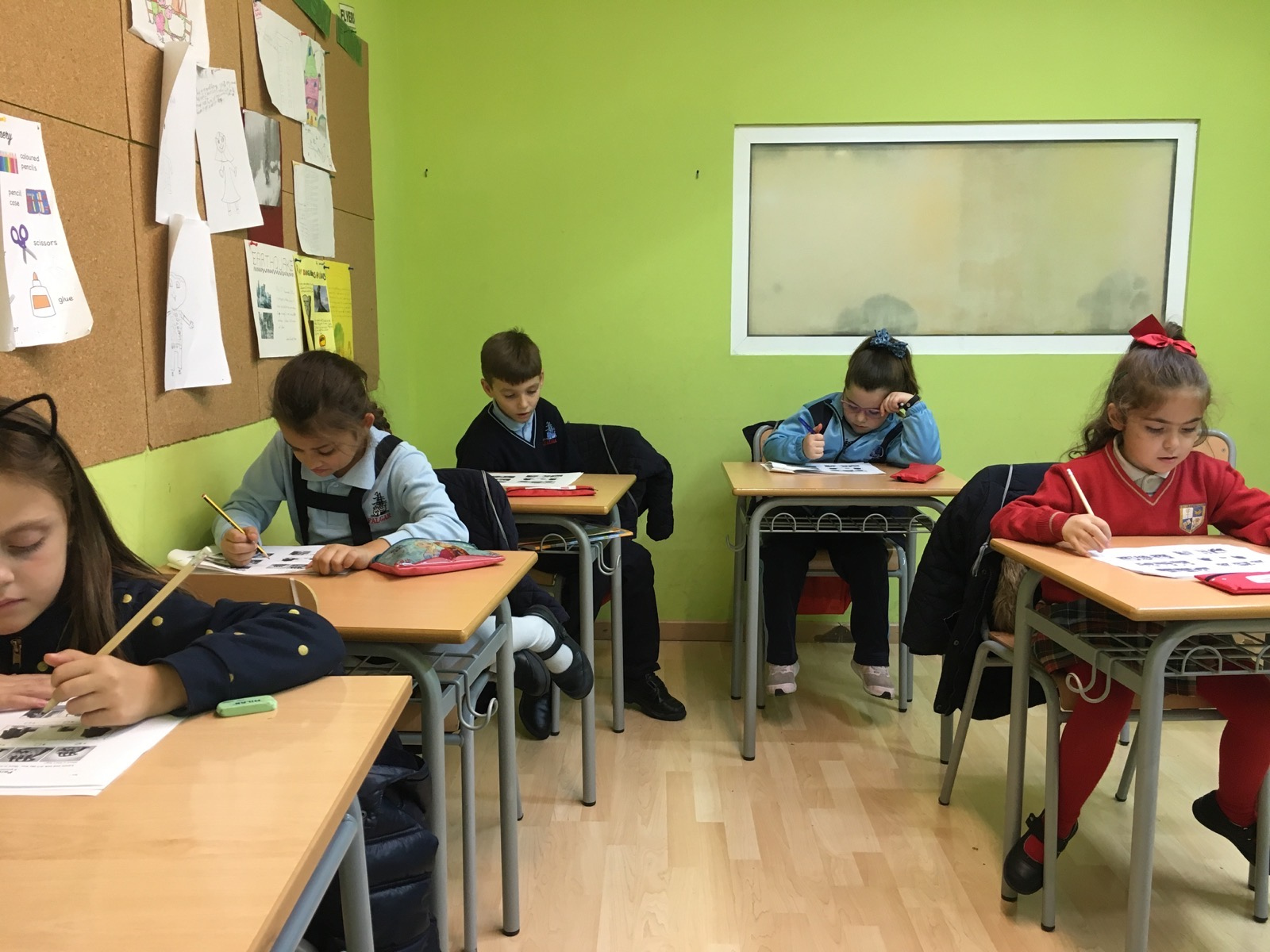 Resumen STARTERS mes de Noviembre centro Avda. Baleares 73