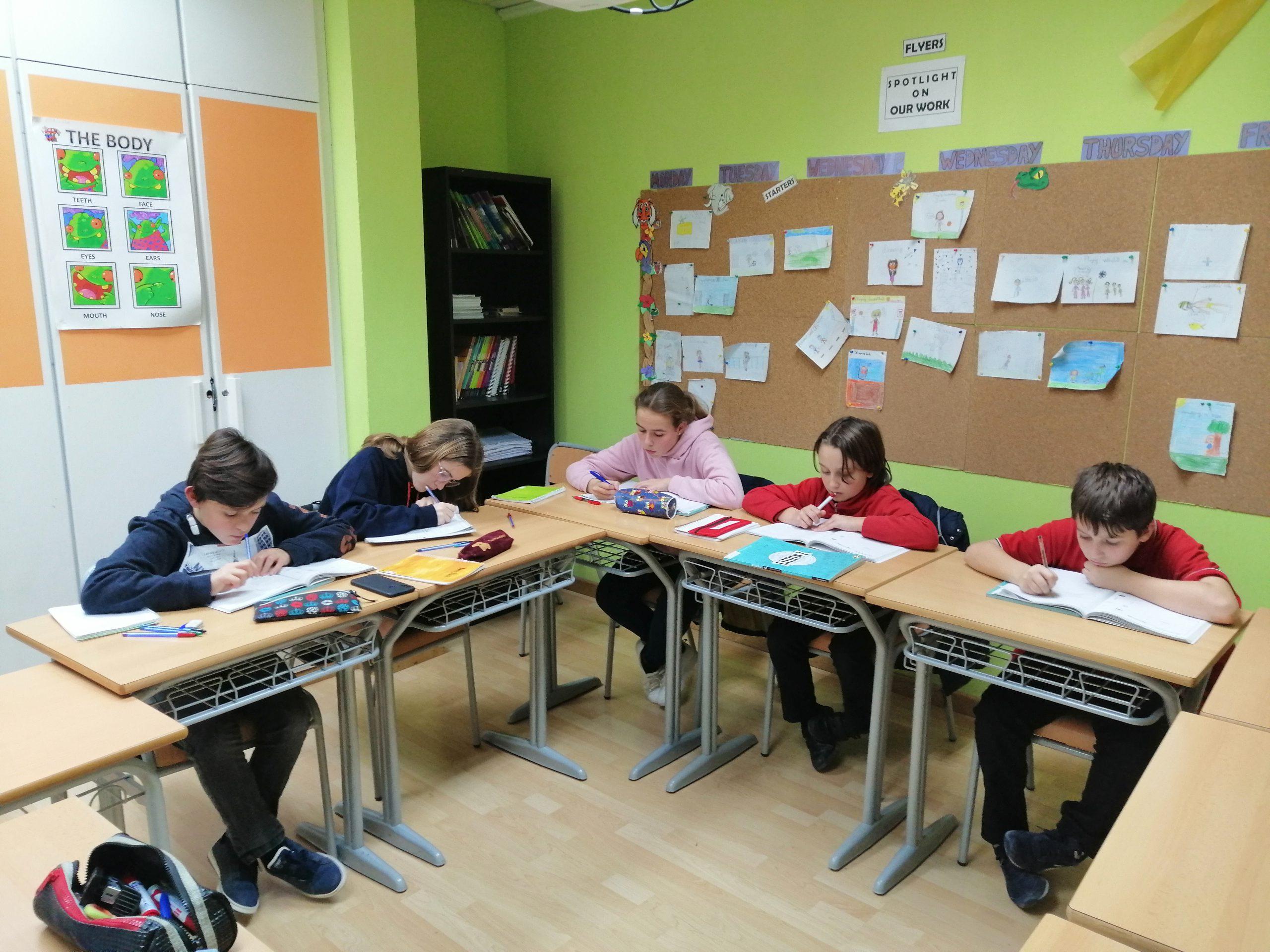 Resumen KET 1 meses de Diciembre y Enero – Centro Baleares