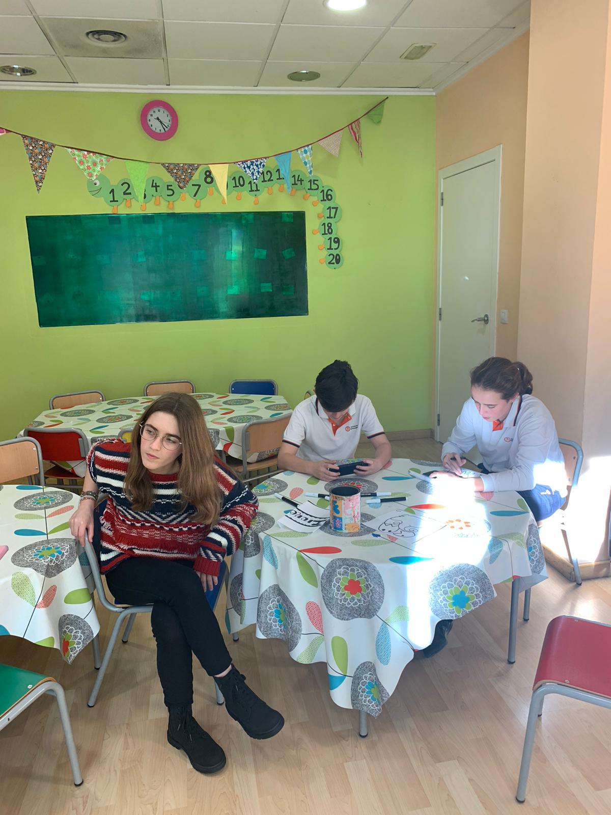 Resumen SPEAKING A2/B1 meses de Diciembre y Enero – Centro Baleares